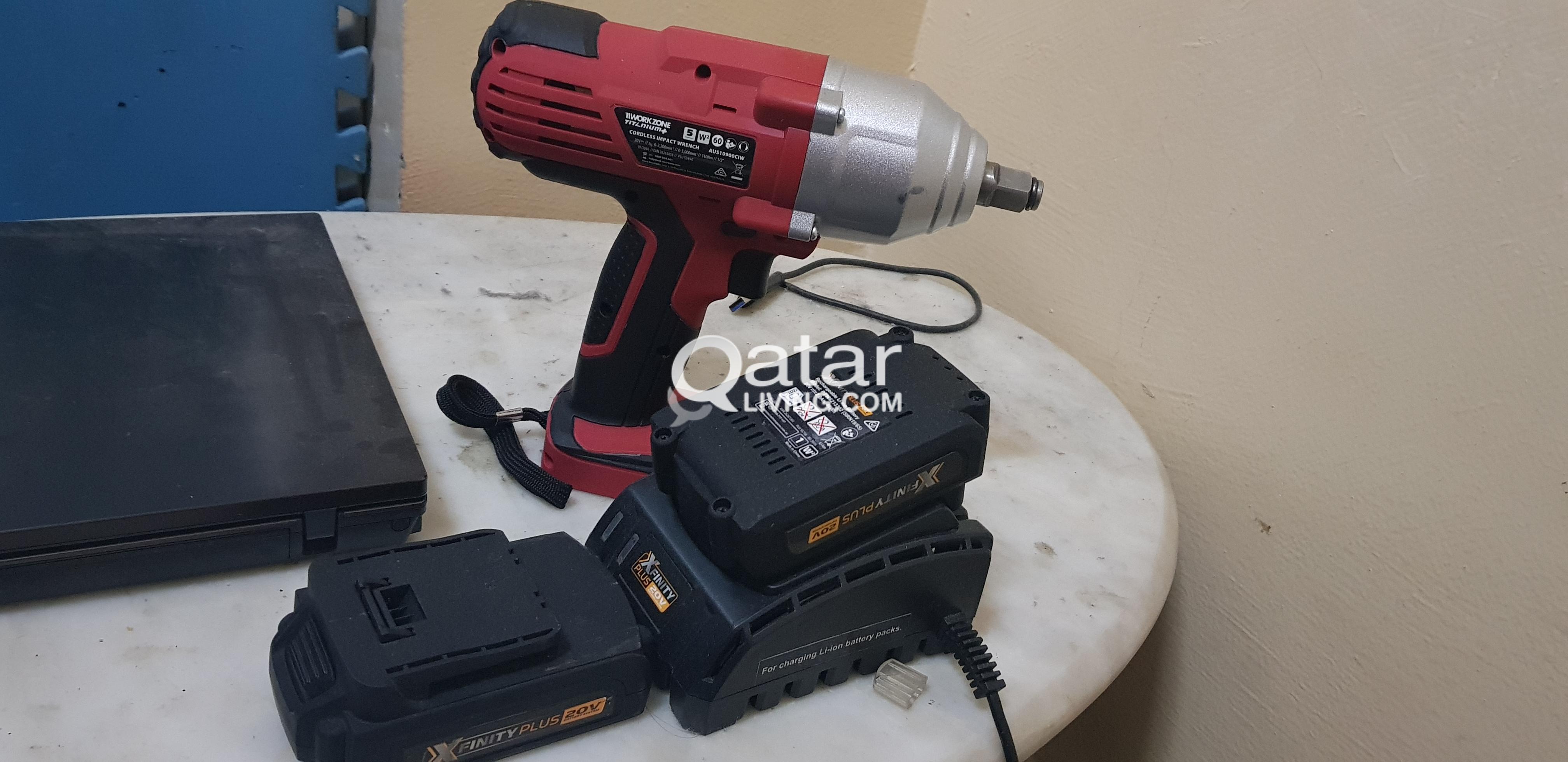 tools cordless impact wrench   Qatar Living