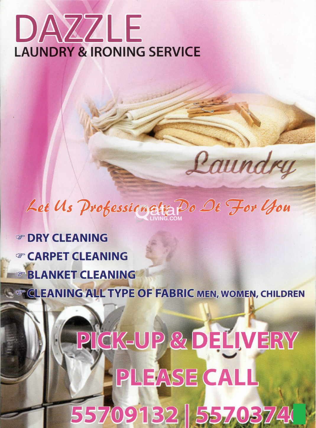 Laundry @ cheapest rate