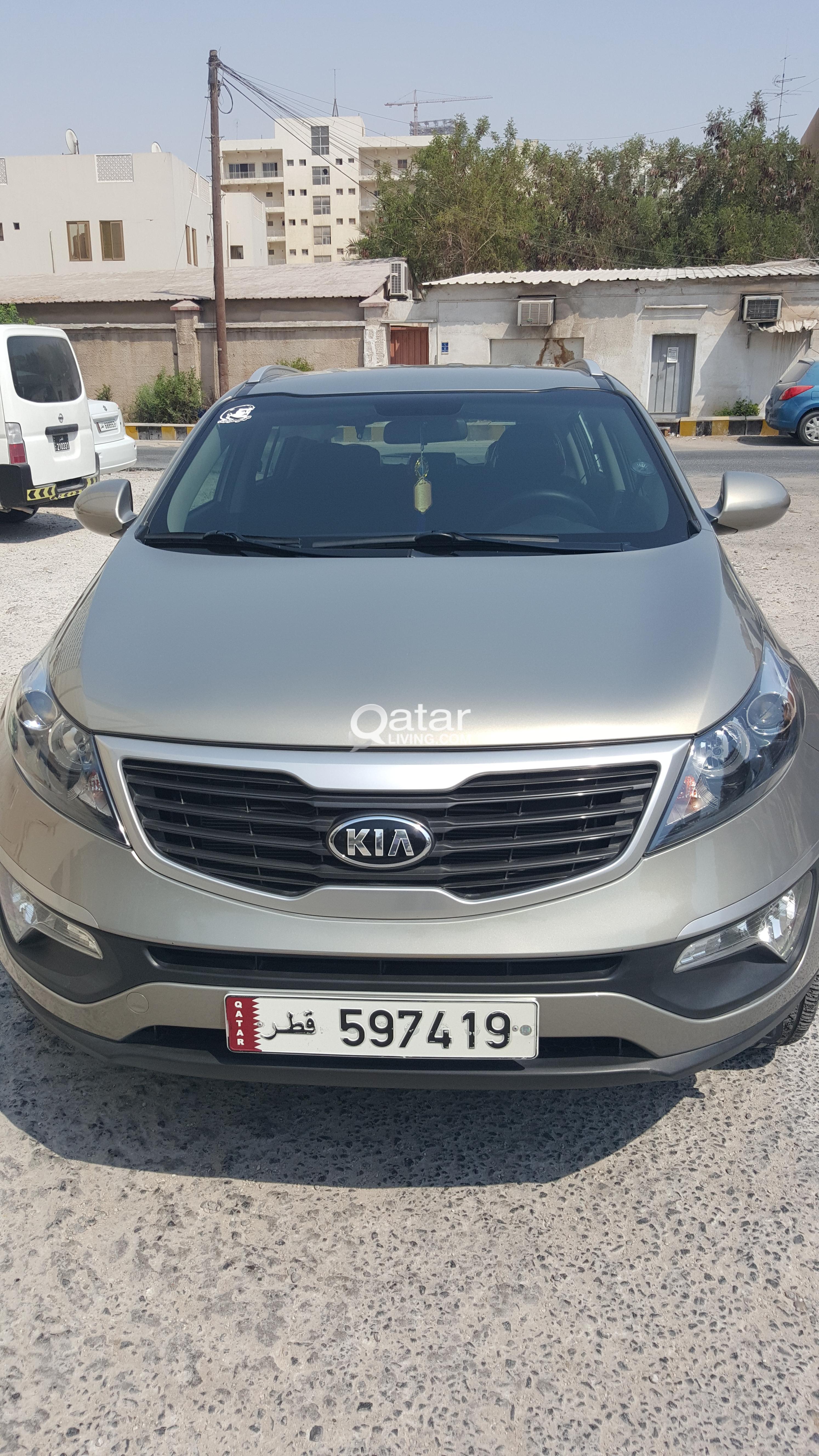מתקדם Kia Sportage 2014 Low Mileage | Qatar Living JU-81