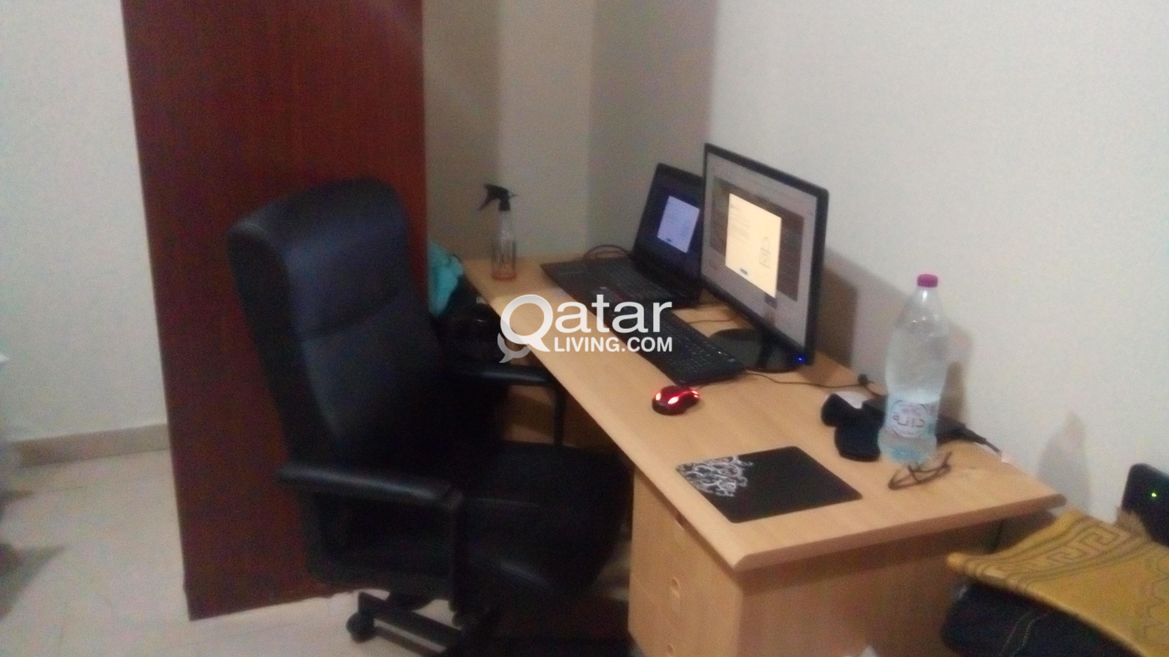 battlestation luxury img home computer desk desks bestgamesetups of ikea fice