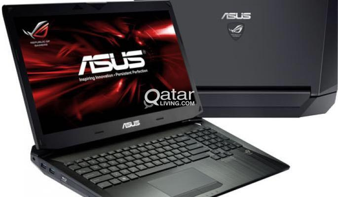 Full Gaming Laptop Set Asus Rog G750js Qatar Living