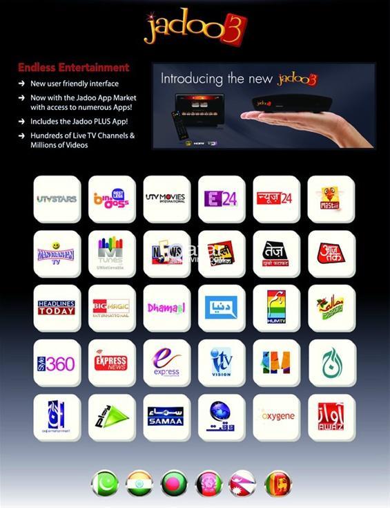 Magic Tv Channels