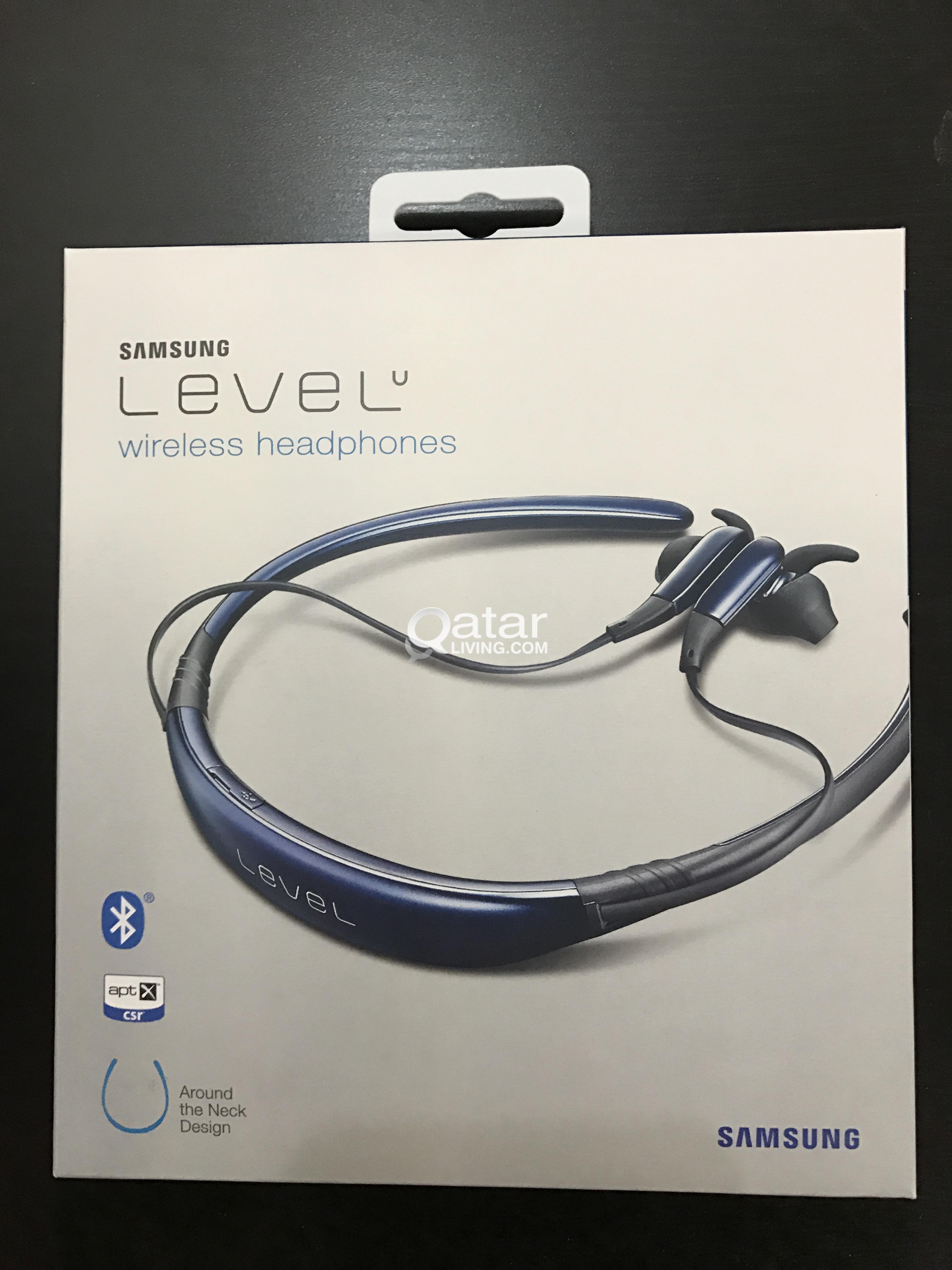 Samsung Level U Bluetooth Wireless In Ear Headphones With Microphone Qatar Living