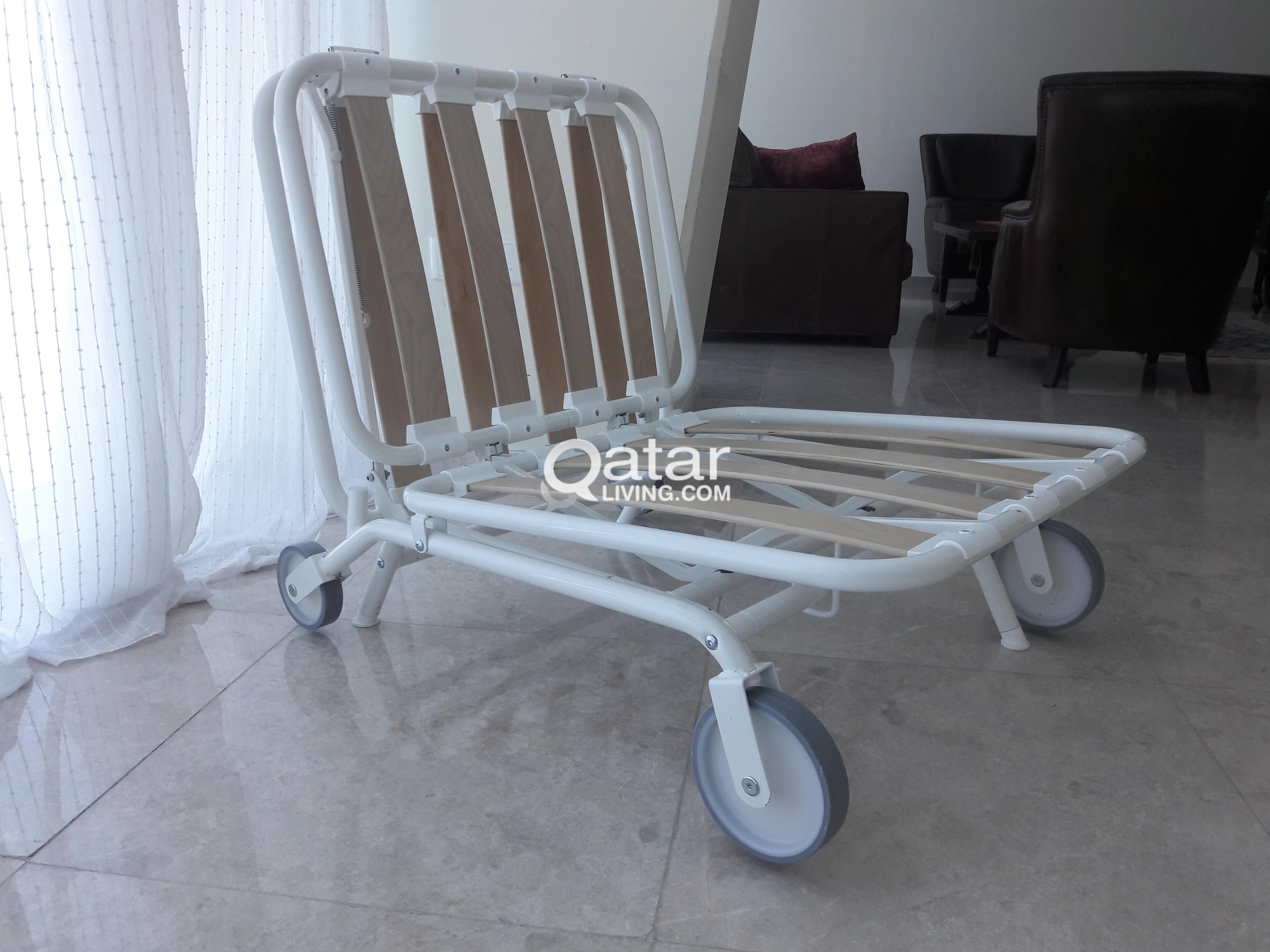 Ikea Ps Lovas Sofa Bed Single Qatar Living