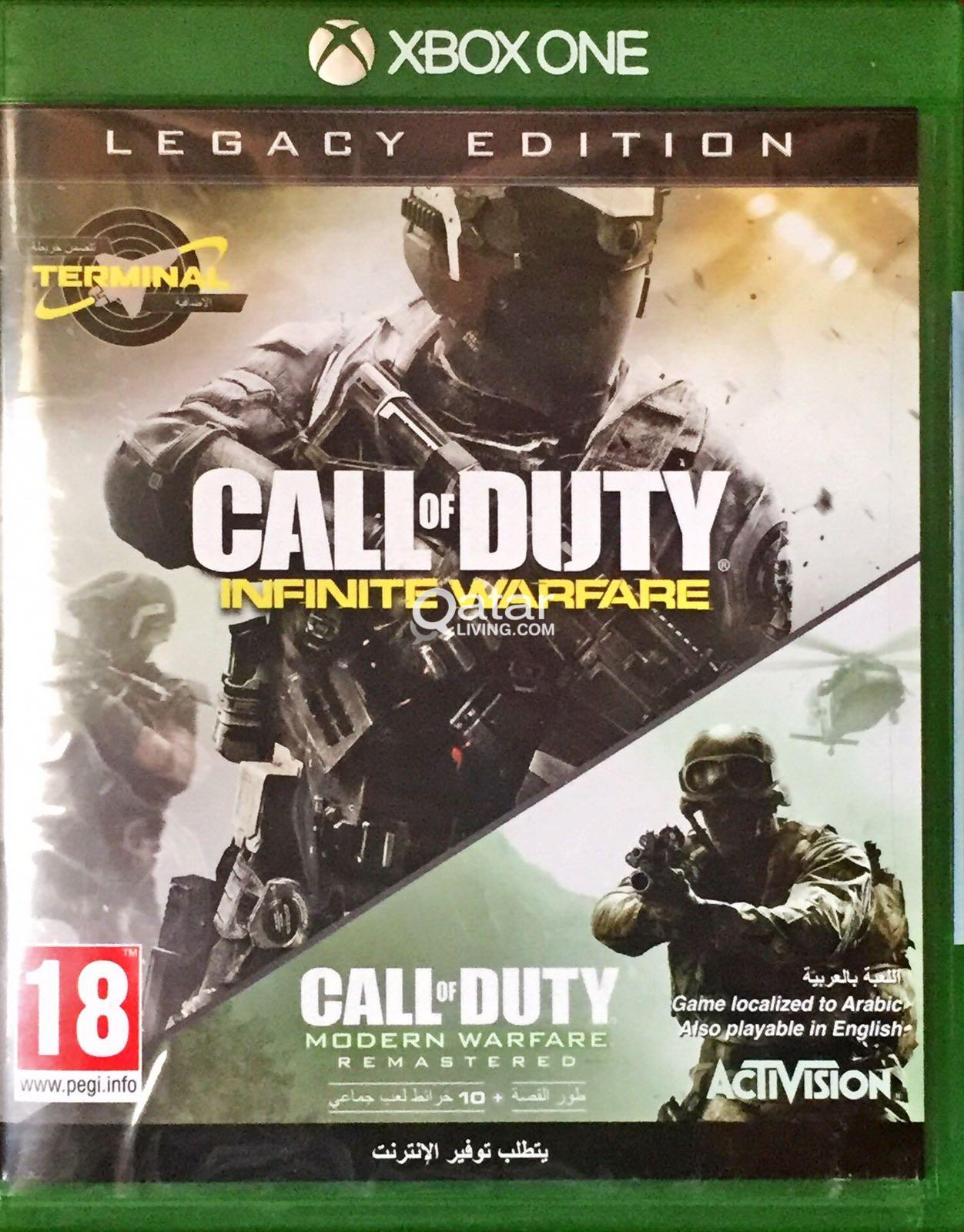 Call Of duty Legacy Edition XBOX-ONE Xbox one xboxone