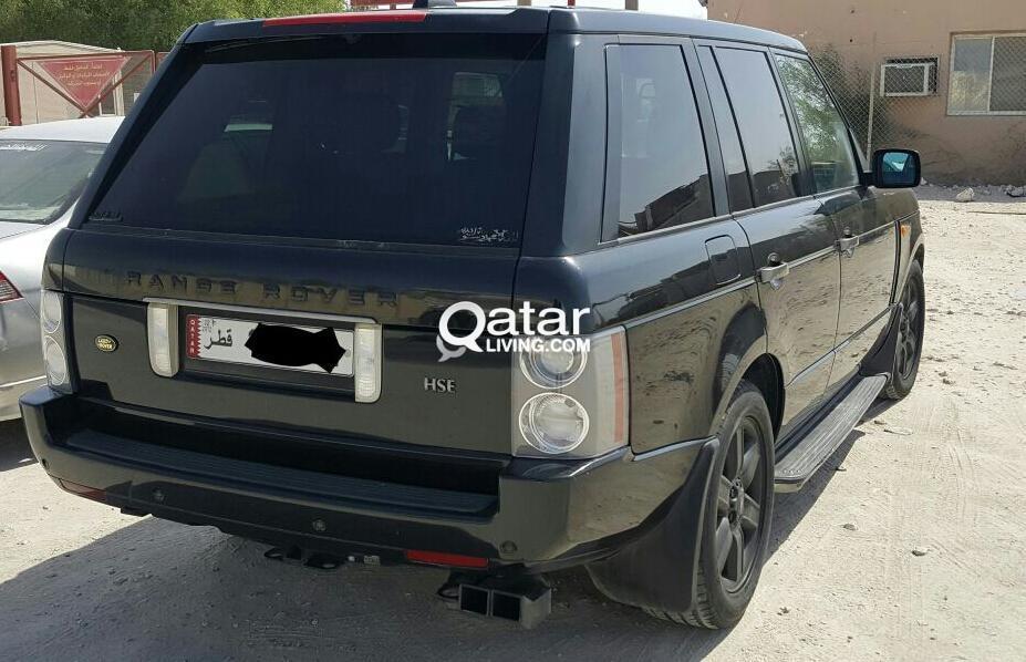 SWAP *****Range Rover Vogue****** | Qatar Living