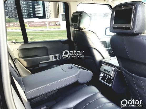 SWAP *****Range Rover Vogue****** | Qatar Living