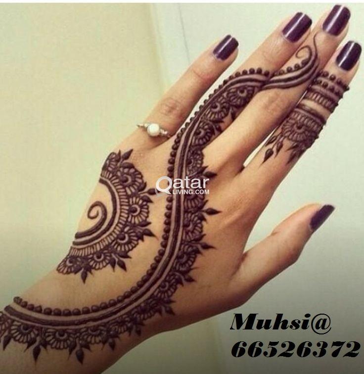 Henna Mehandi Design Experts Qatar Living