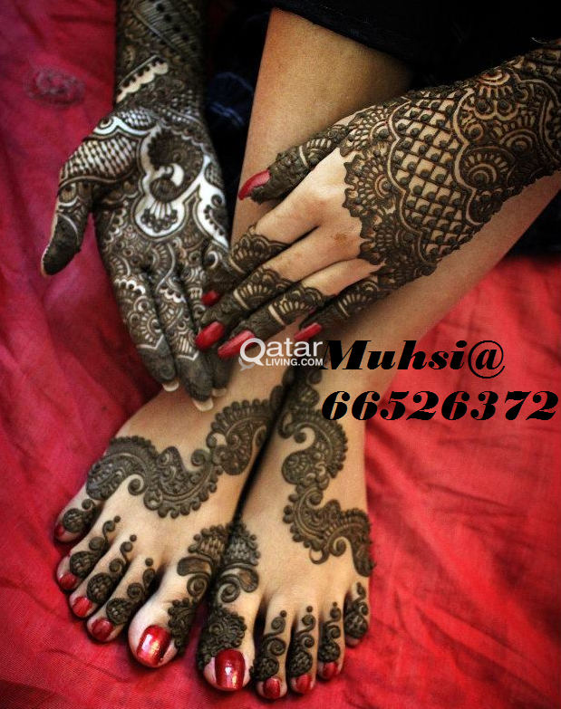 Henna Mehandi Design Experts Qatar Living