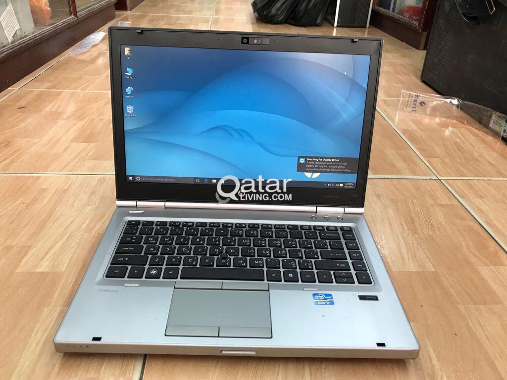 i7 HP EliteBook 8460p with HP Original Bag | Qatar Living