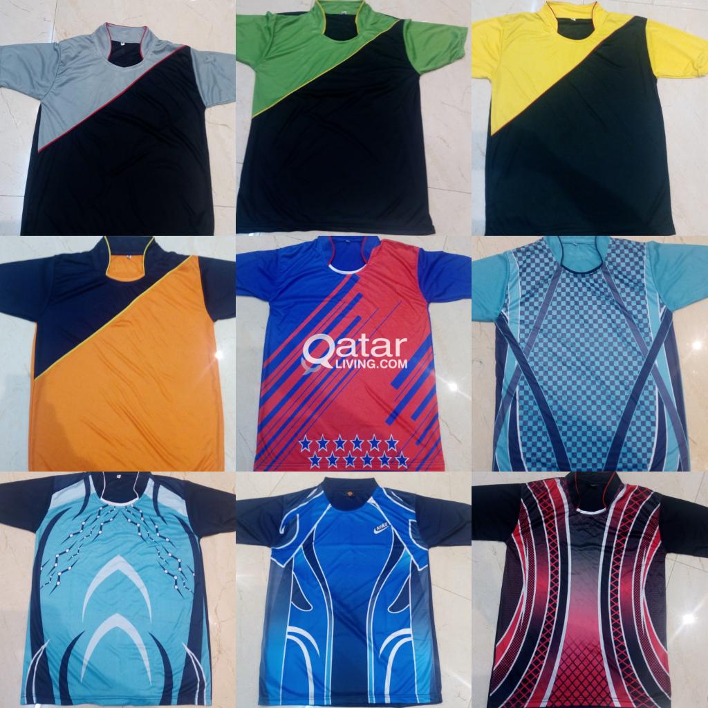 new cricket shirts | Qatar Living