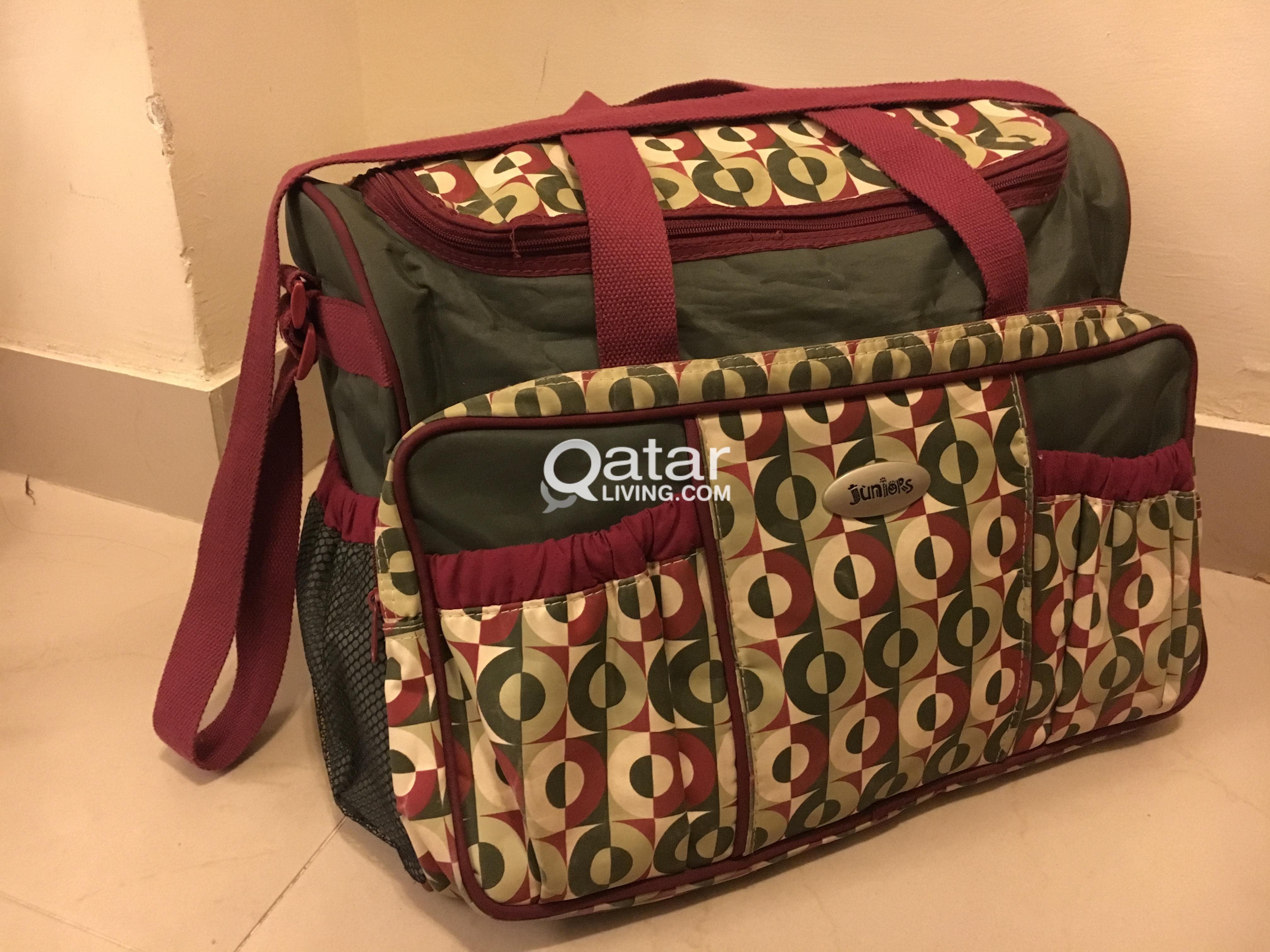 4810532dcdb1 Juniors baby diaper bag (big size) - for sale