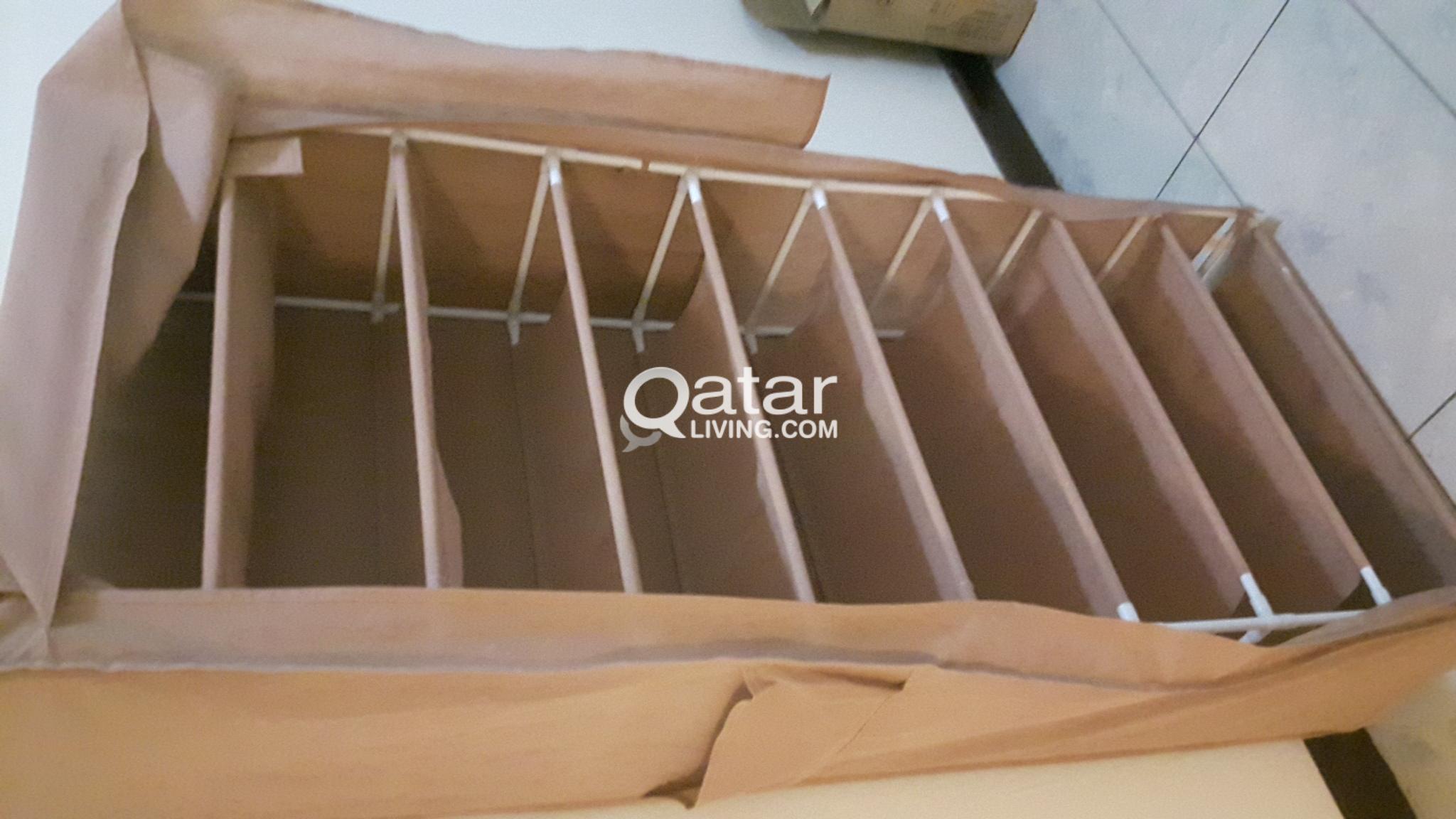 Baby clothes rack, bath net,gym, bottle sterilizer   Qatar Living