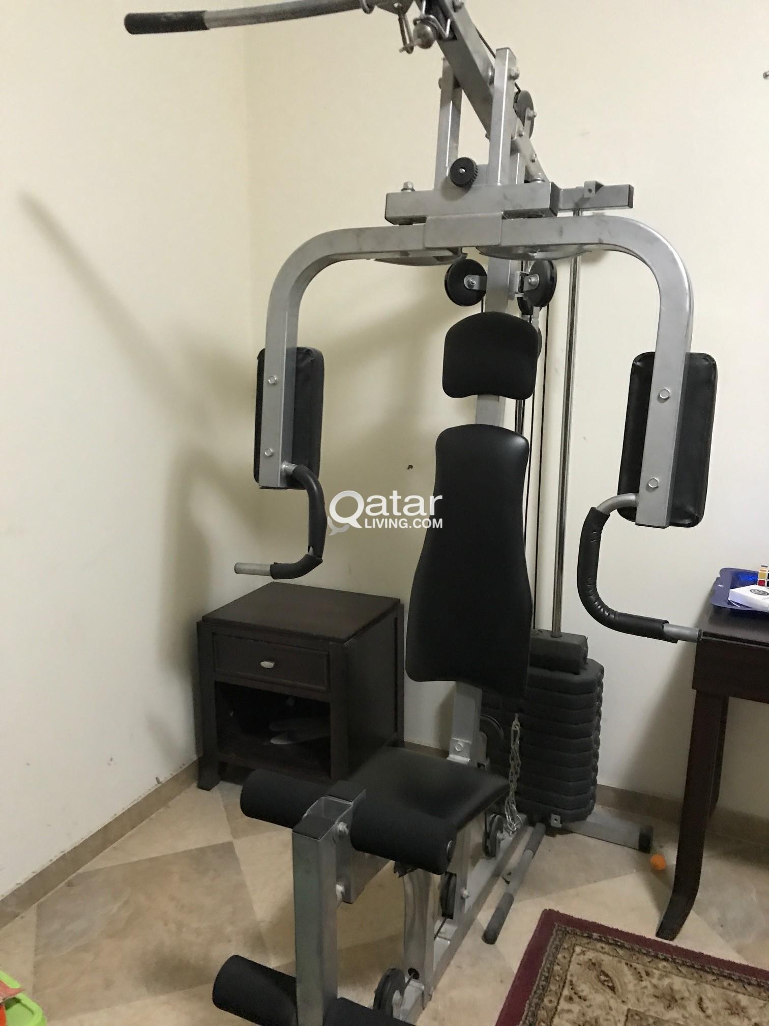 Home gym for immediate sale qatar living