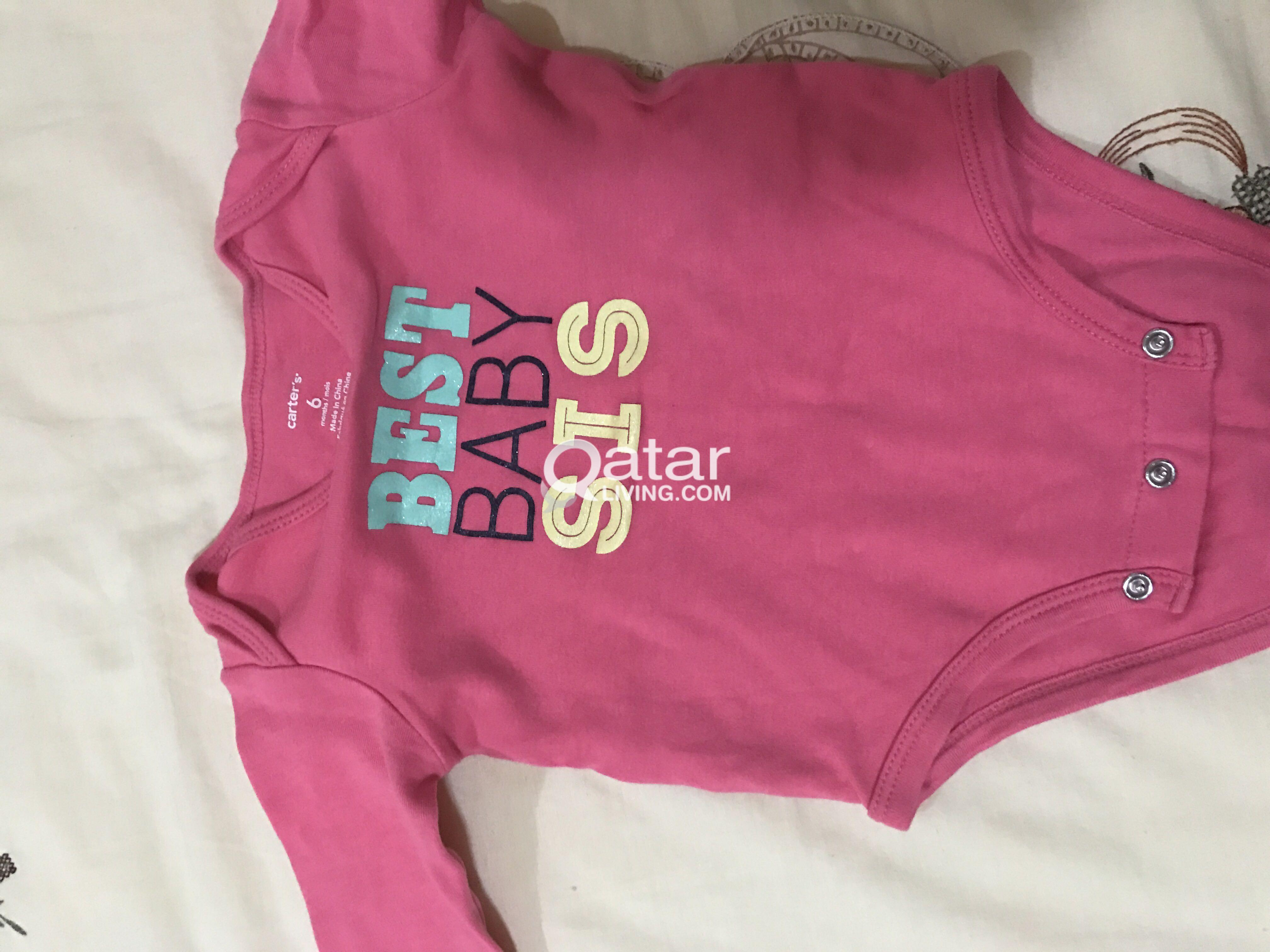 6 18 months baby girl clothes