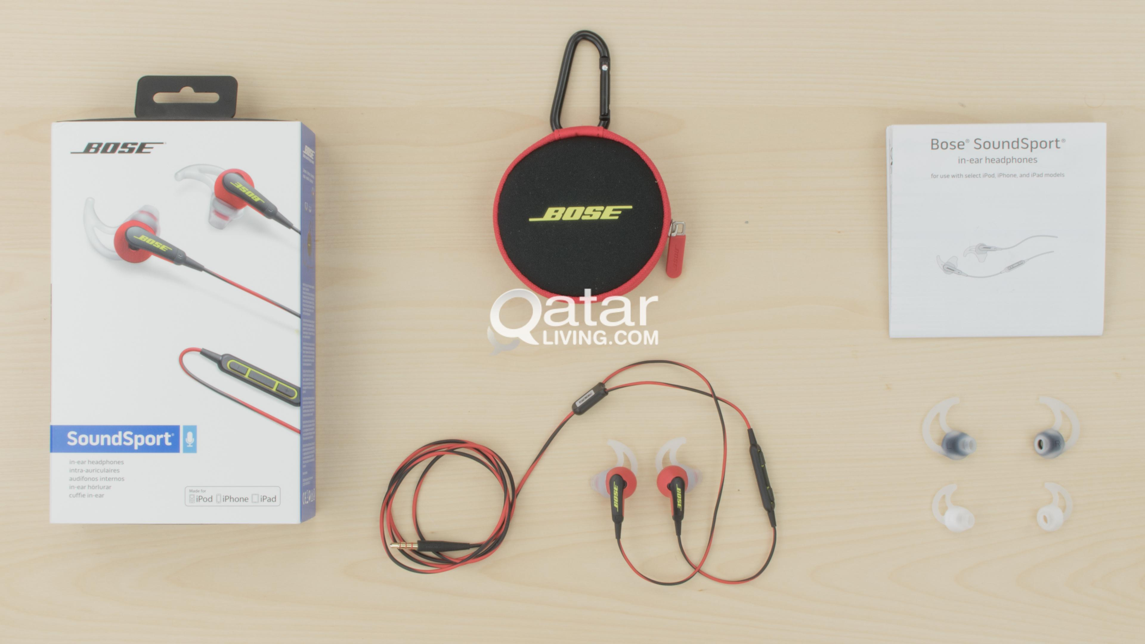 SoundSport® in-ear headphones – Apple devices(Power Red Yellow ... 1870a9b3eed9