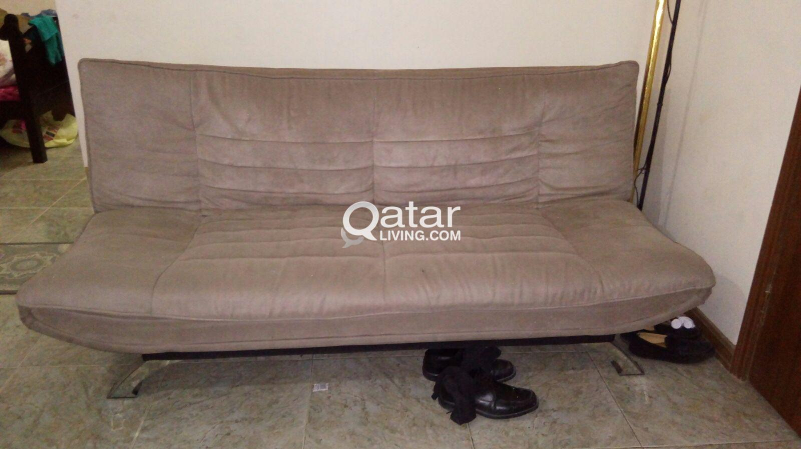 Home Center Sofa Bed Baci Living Room