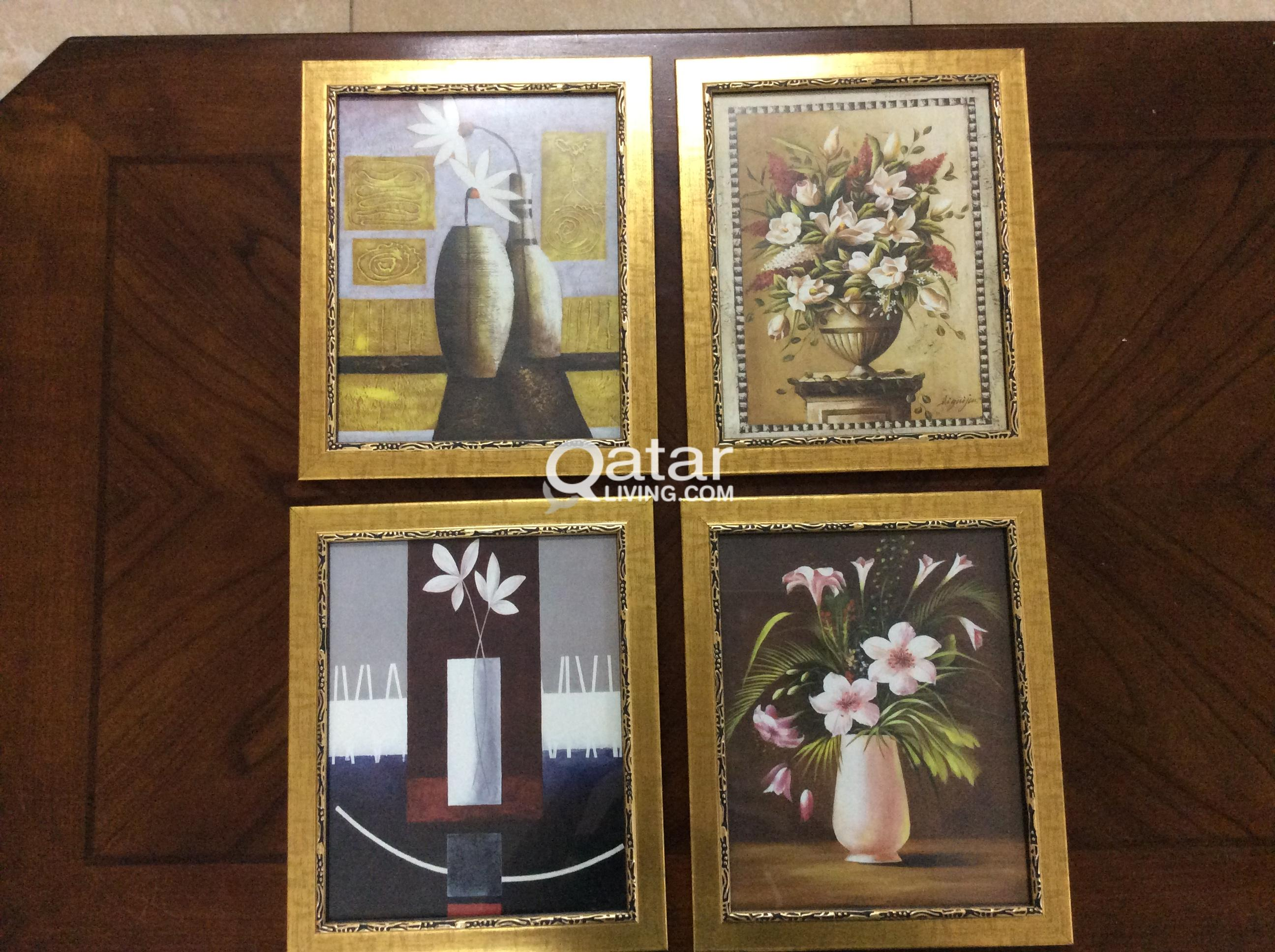 Assorted frames and mirrors   Qatar Living