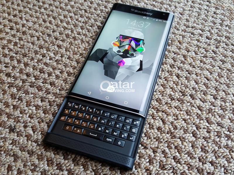 Blackberry Priv Update Marshmallow