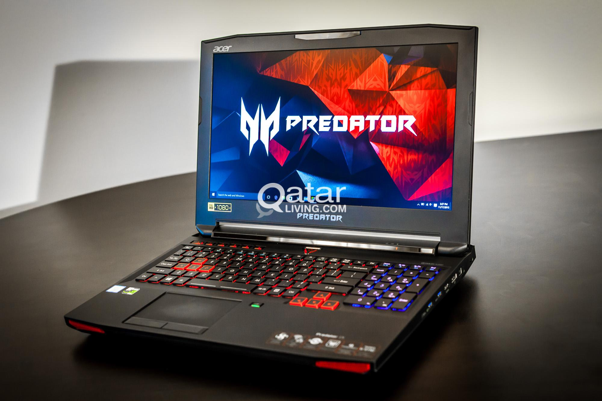 Acer Predator 15 Gaming Laptop Qatar Living