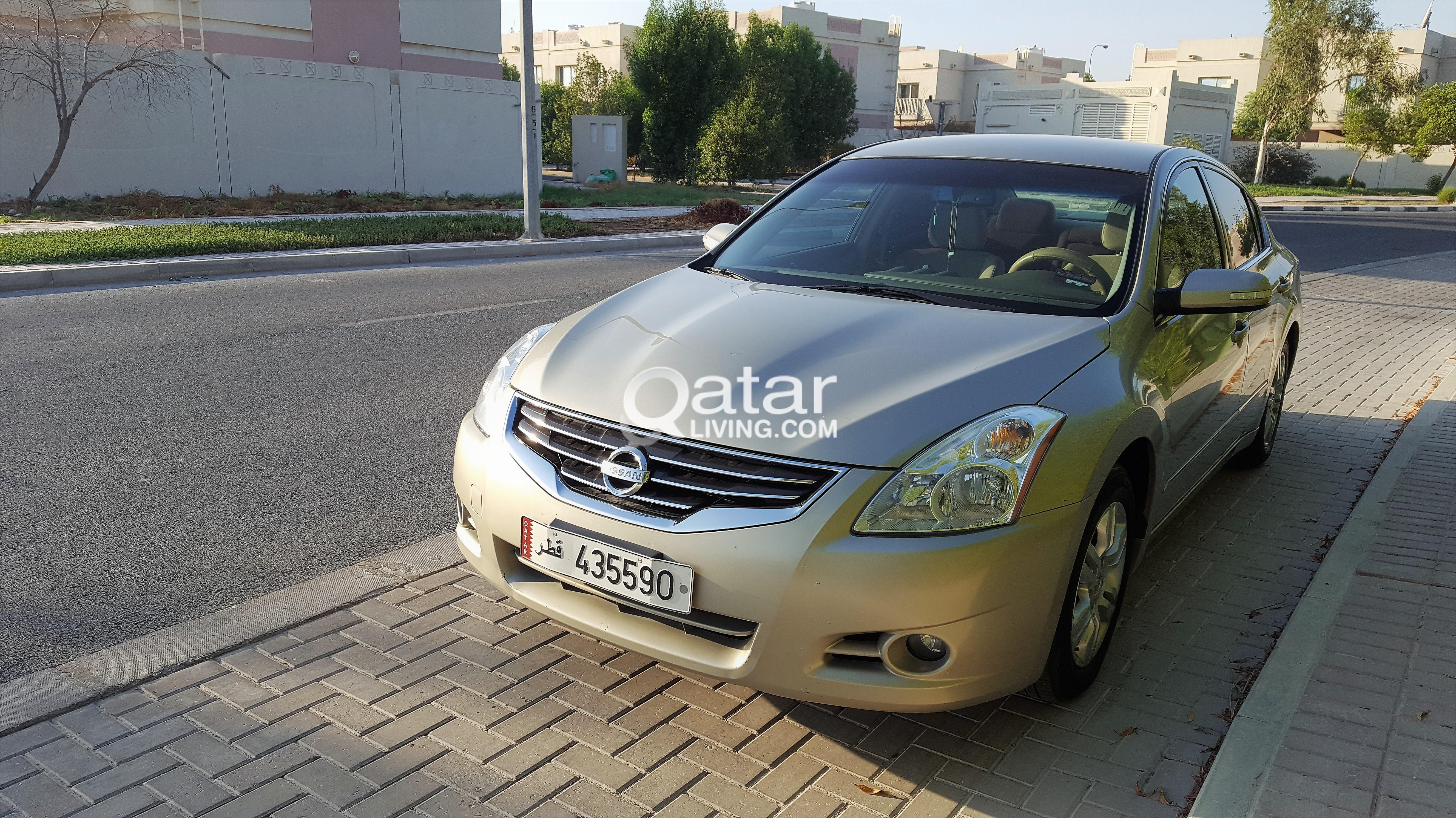 vehicles advert sale nissan living title carsedan qatar altima for