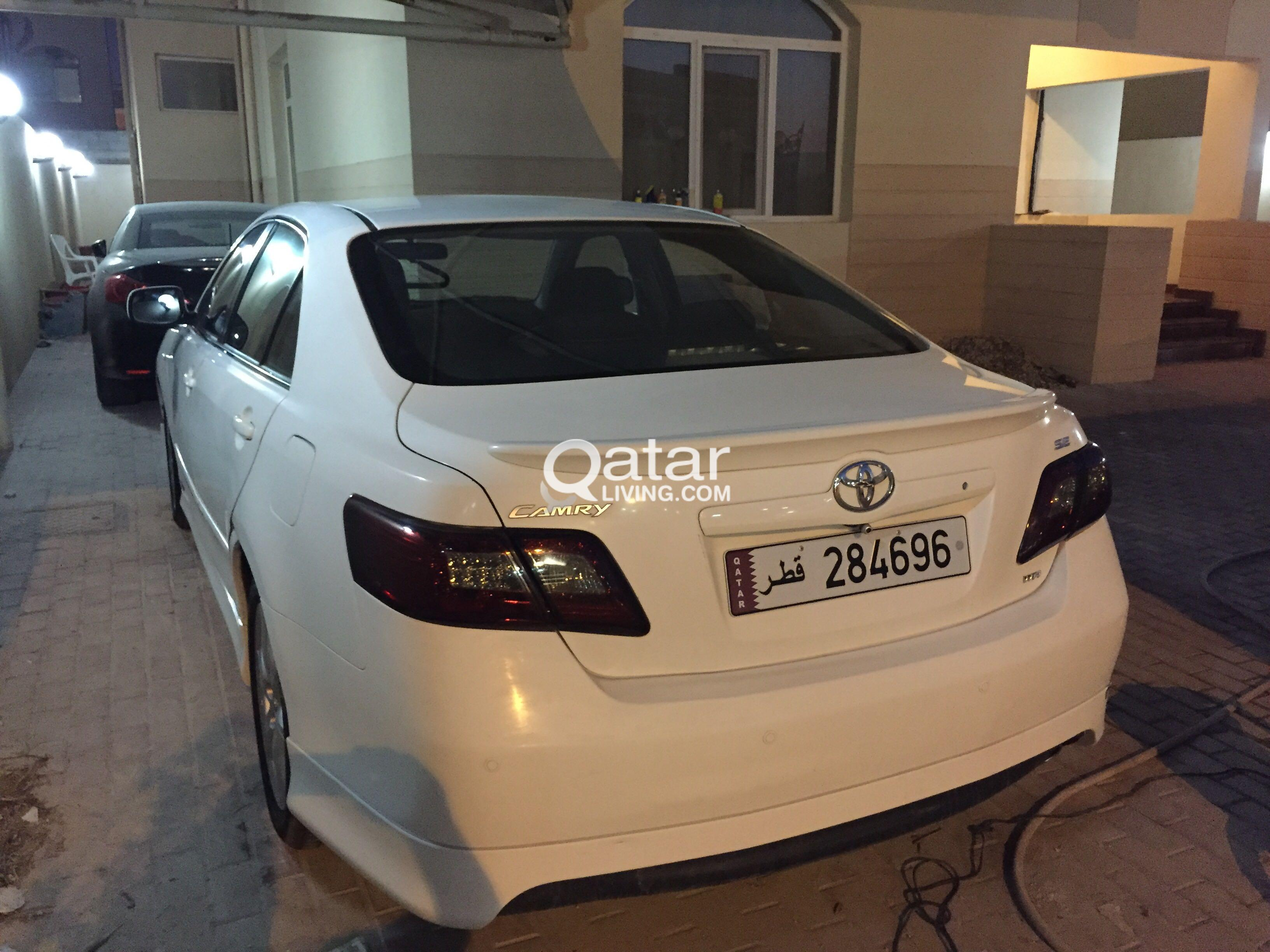 toyota camry 2008 se (sport edition) fully loaded- good condition