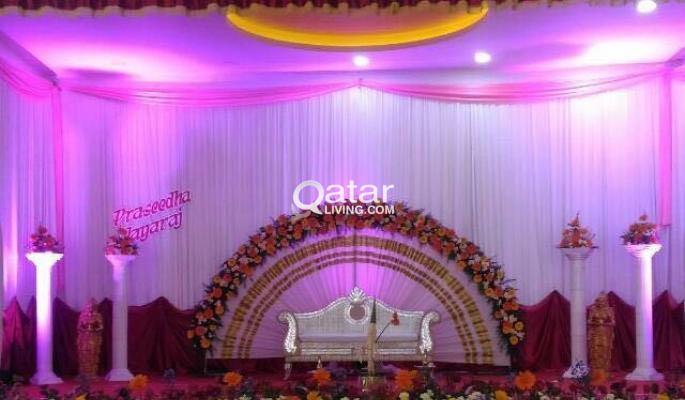 Stage event decoration in doha qatar qatar living title title junglespirit Images