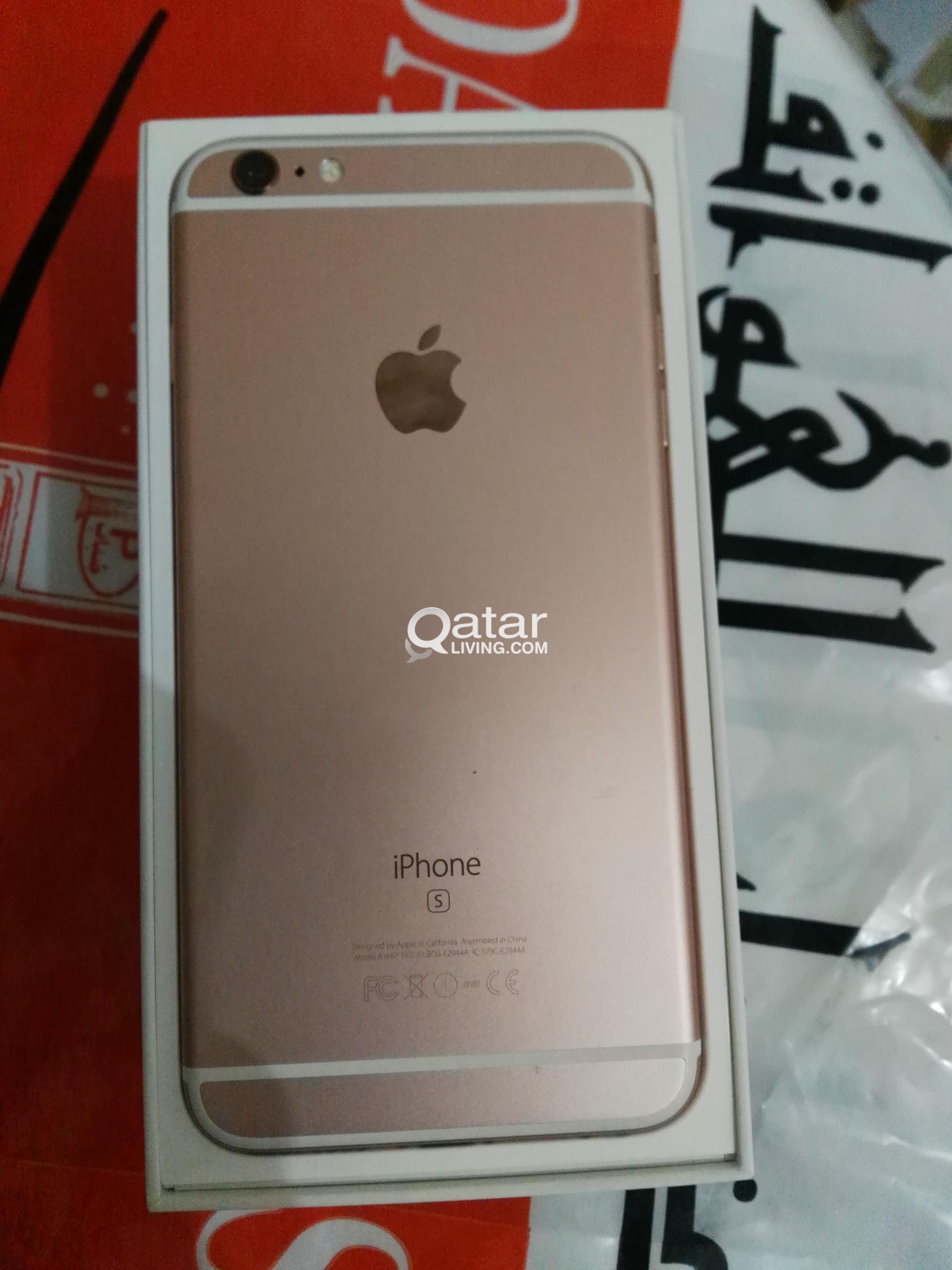 Iphone 6s Plus 32gb Brand New Qatar Living Apple