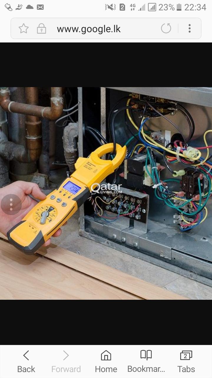 AC ELECTRICAL MAINTENANCE AND REPAIR