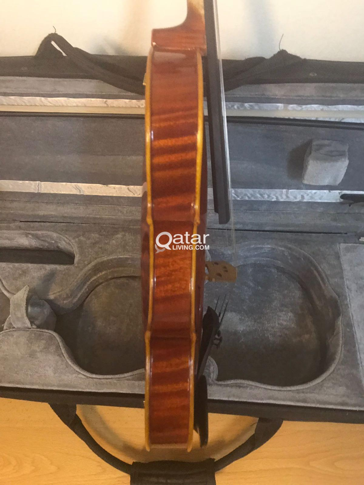handmade violin for sale