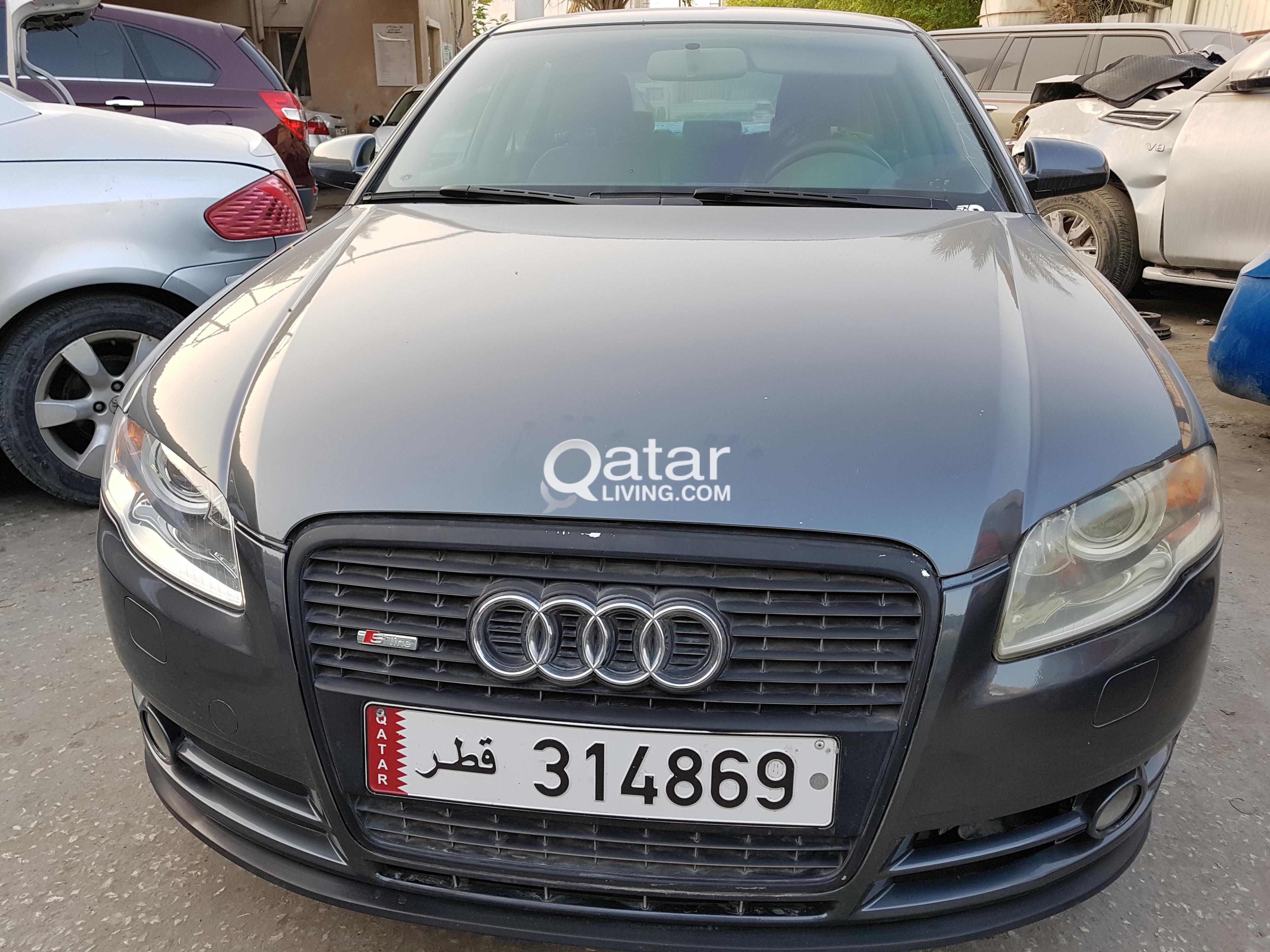 Audi A Qatar Living - Audi a4 2007