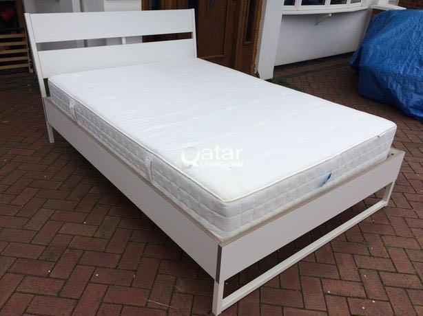 IKEA Trysil Bed & Mattress | Qatar Living