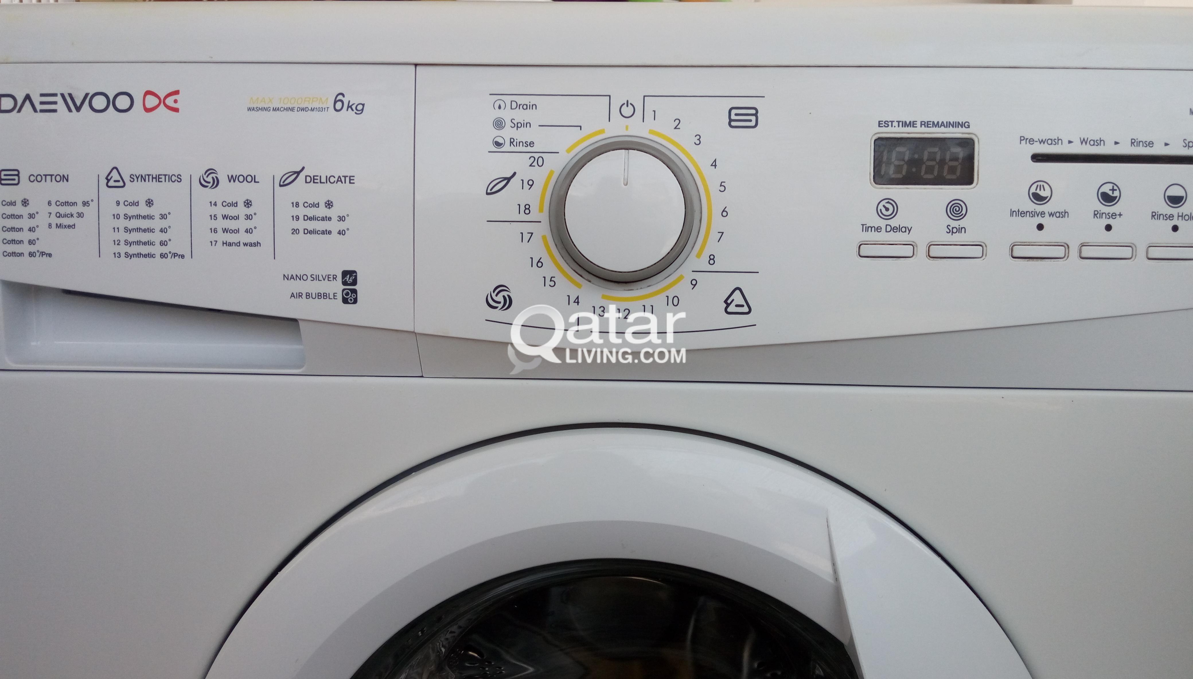 Daewoo washing machine for parts | Qatar Living