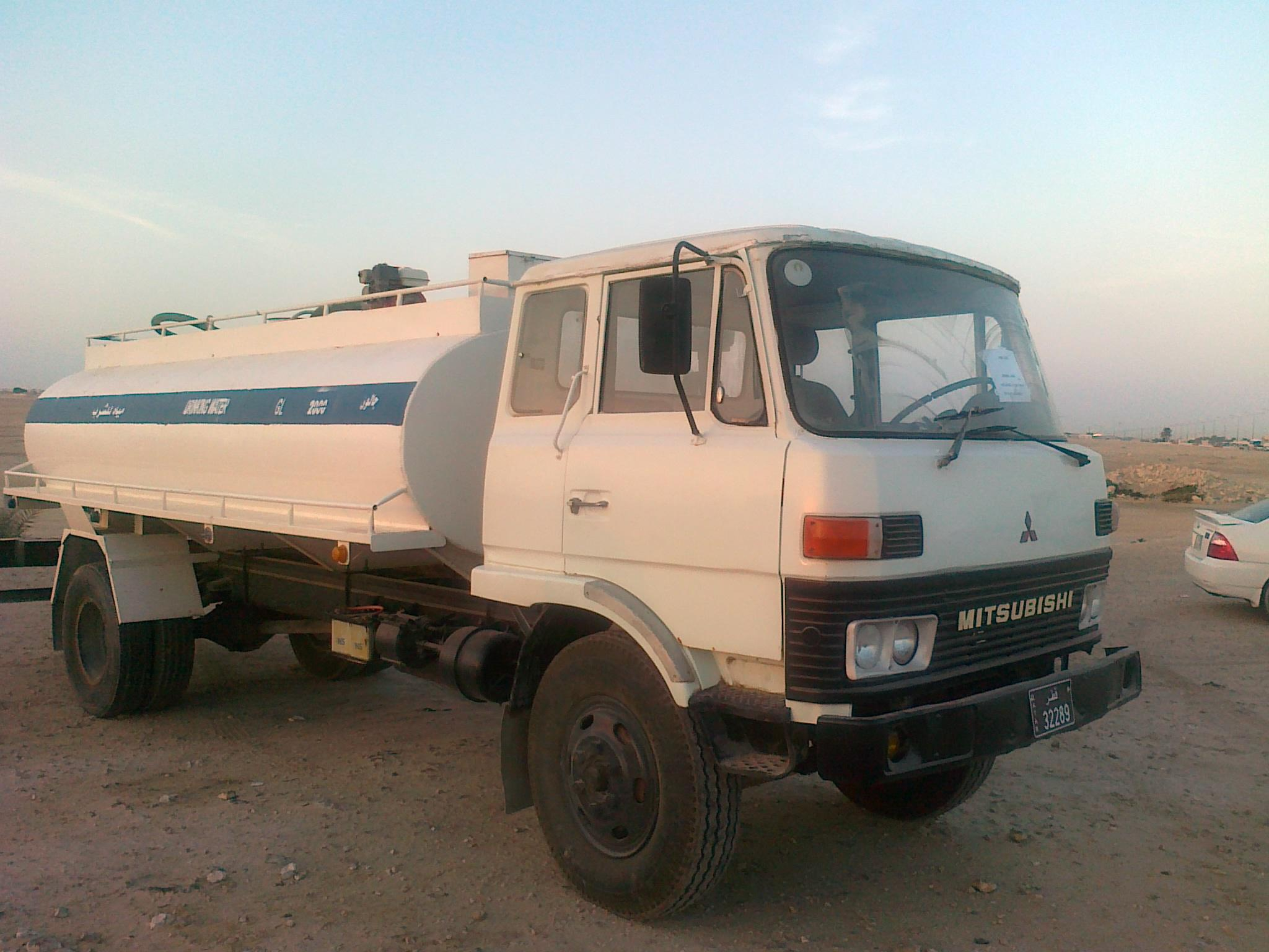 SWEET WATER SUPPLY IN QATAR(Sewage Removal & Dust bin )   Qatar Living