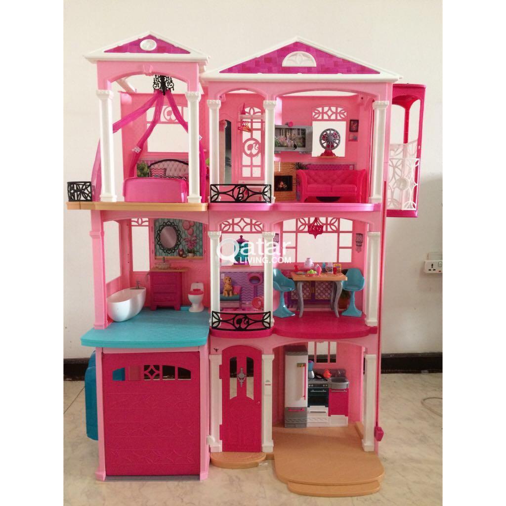 Barbie Dream House Qatar Living