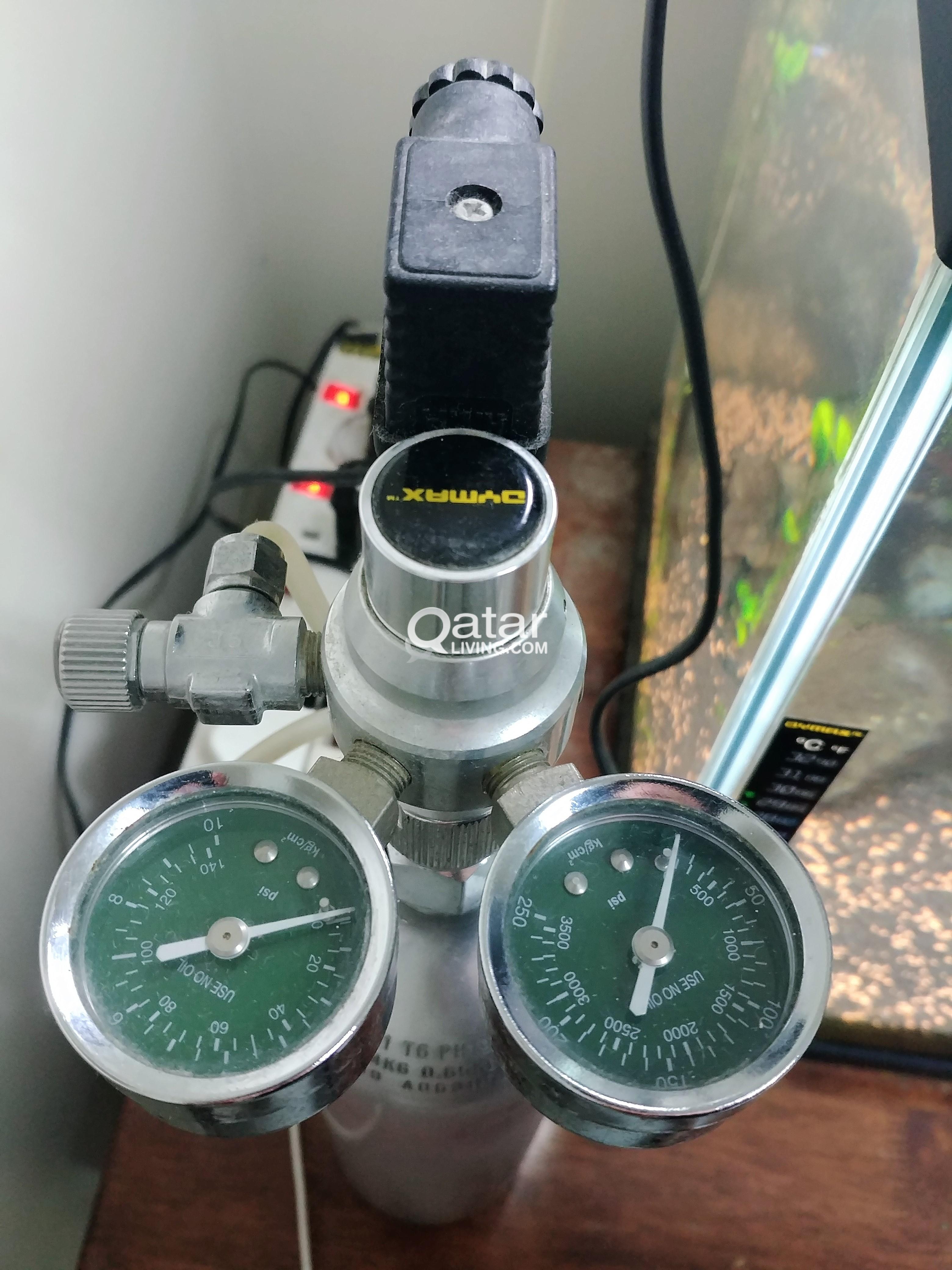 DYMAX Aquarium CO2 kit (REDUCED PRICE!)