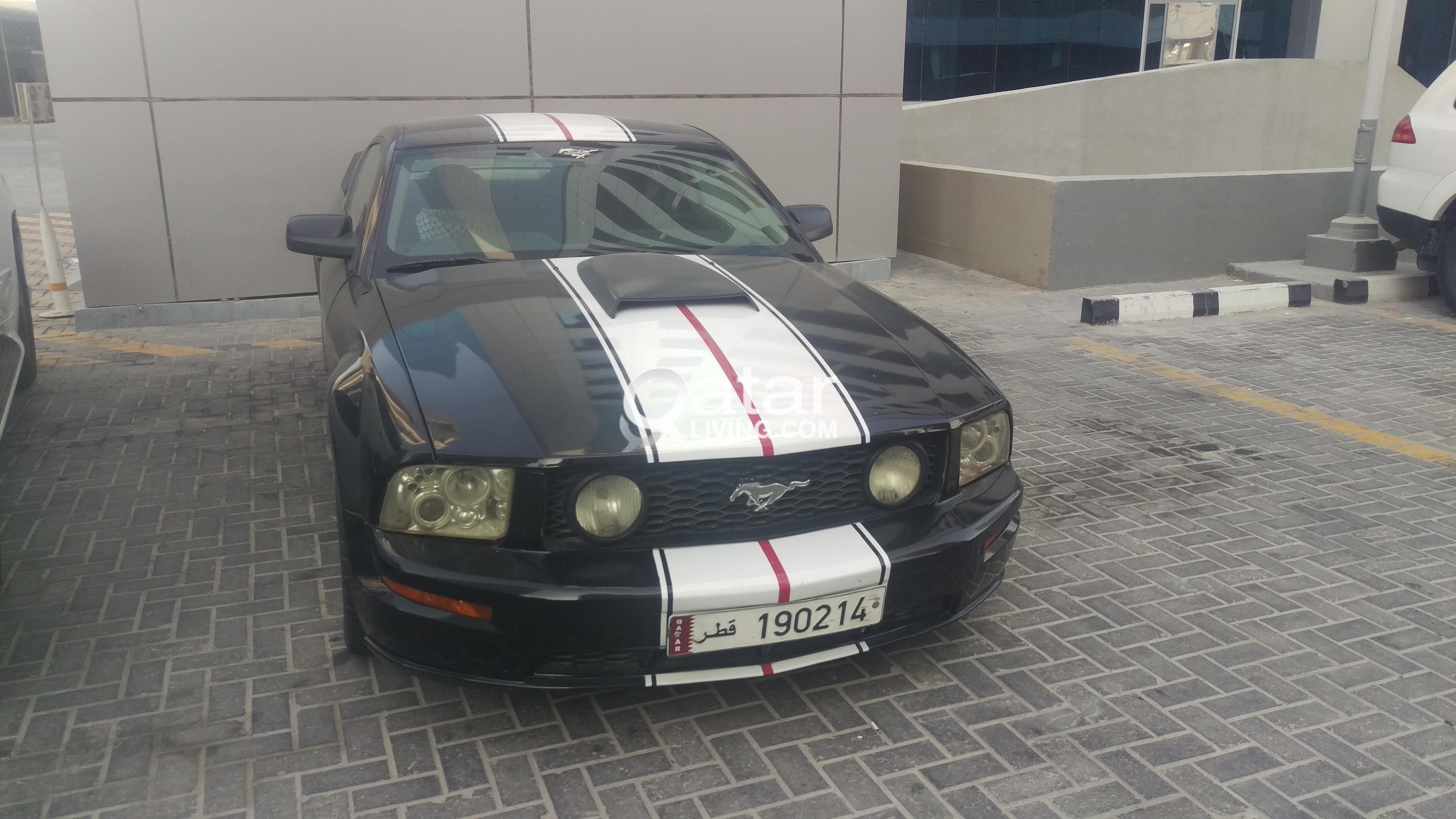 Information for sale ford mustang 2005