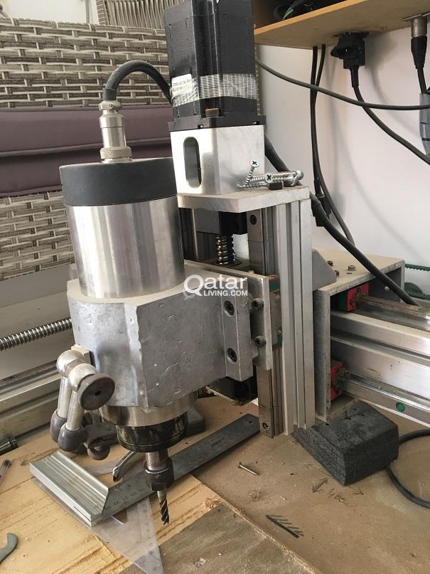 CNC milling engraving machine | Qatar Living