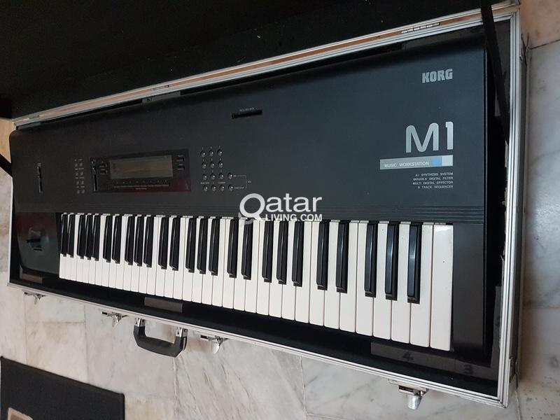 KORG M1 Workstation Synthesizer Keyboard - Great Condition