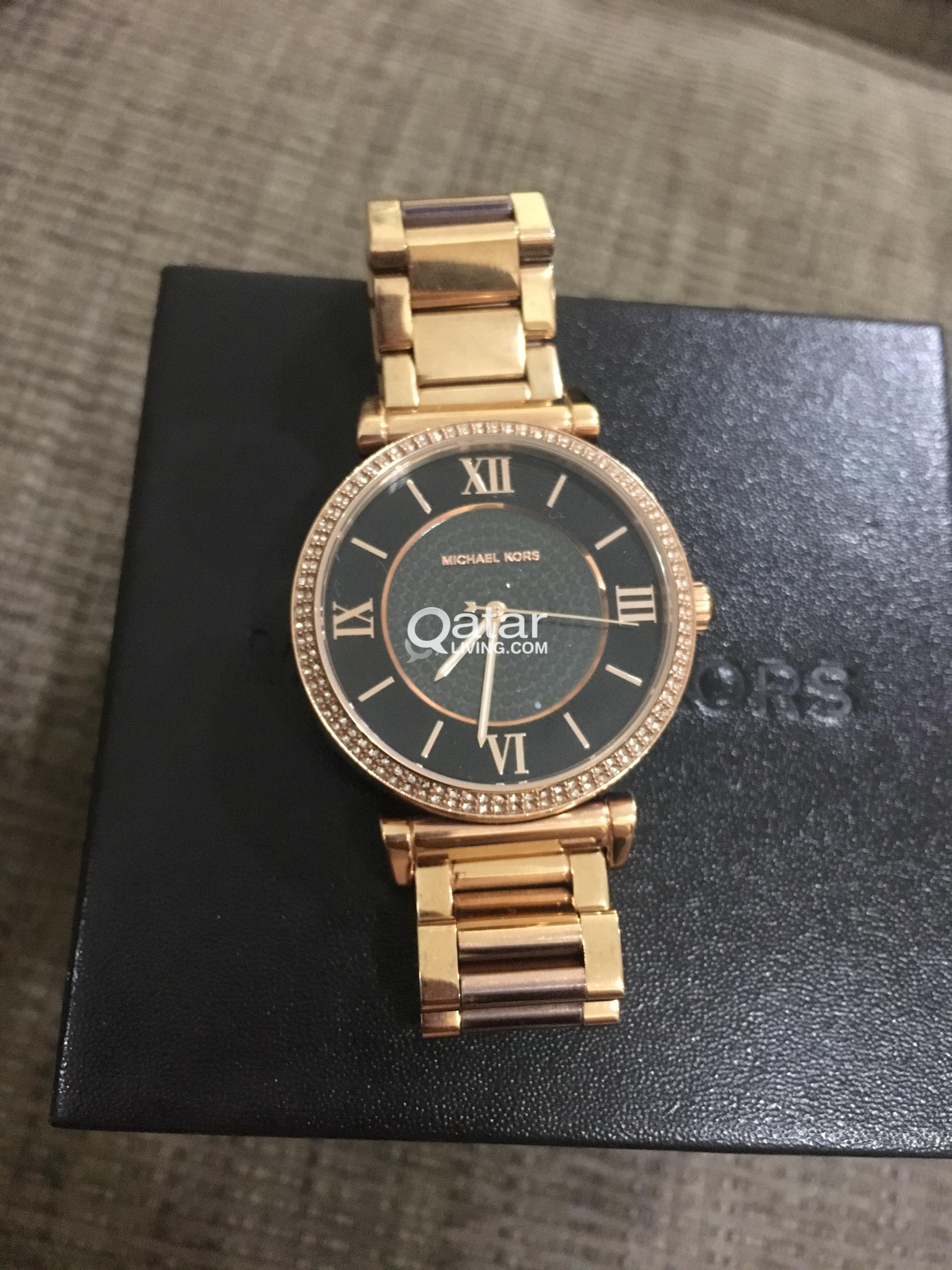 7ae94cd9ca25 title  title  title  title. Information. ORIGINAL PRELOVED MICHAEL KORS  WATCH ...