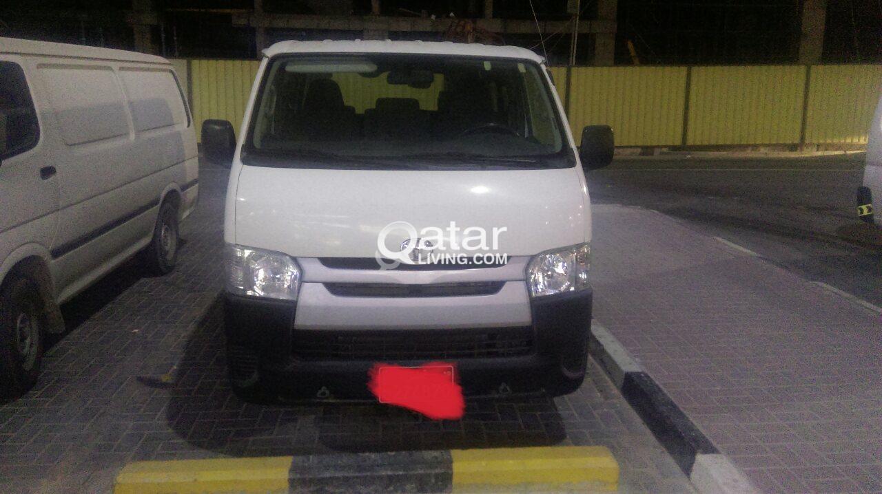 Toyota Hiace For Sale 2014 Model | Qatar Living