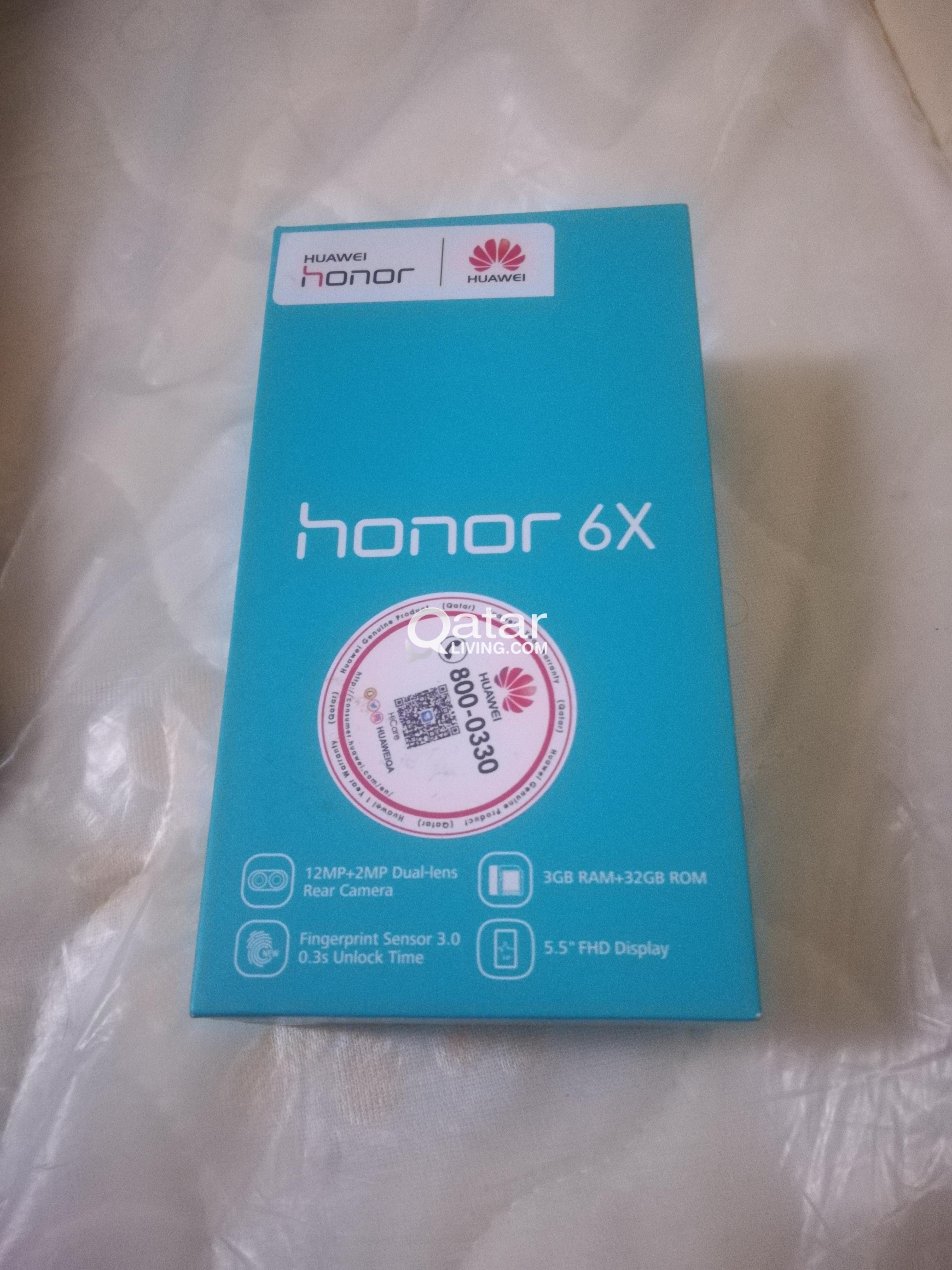 Huawei sealed 6x swap or sale last price 699 QR