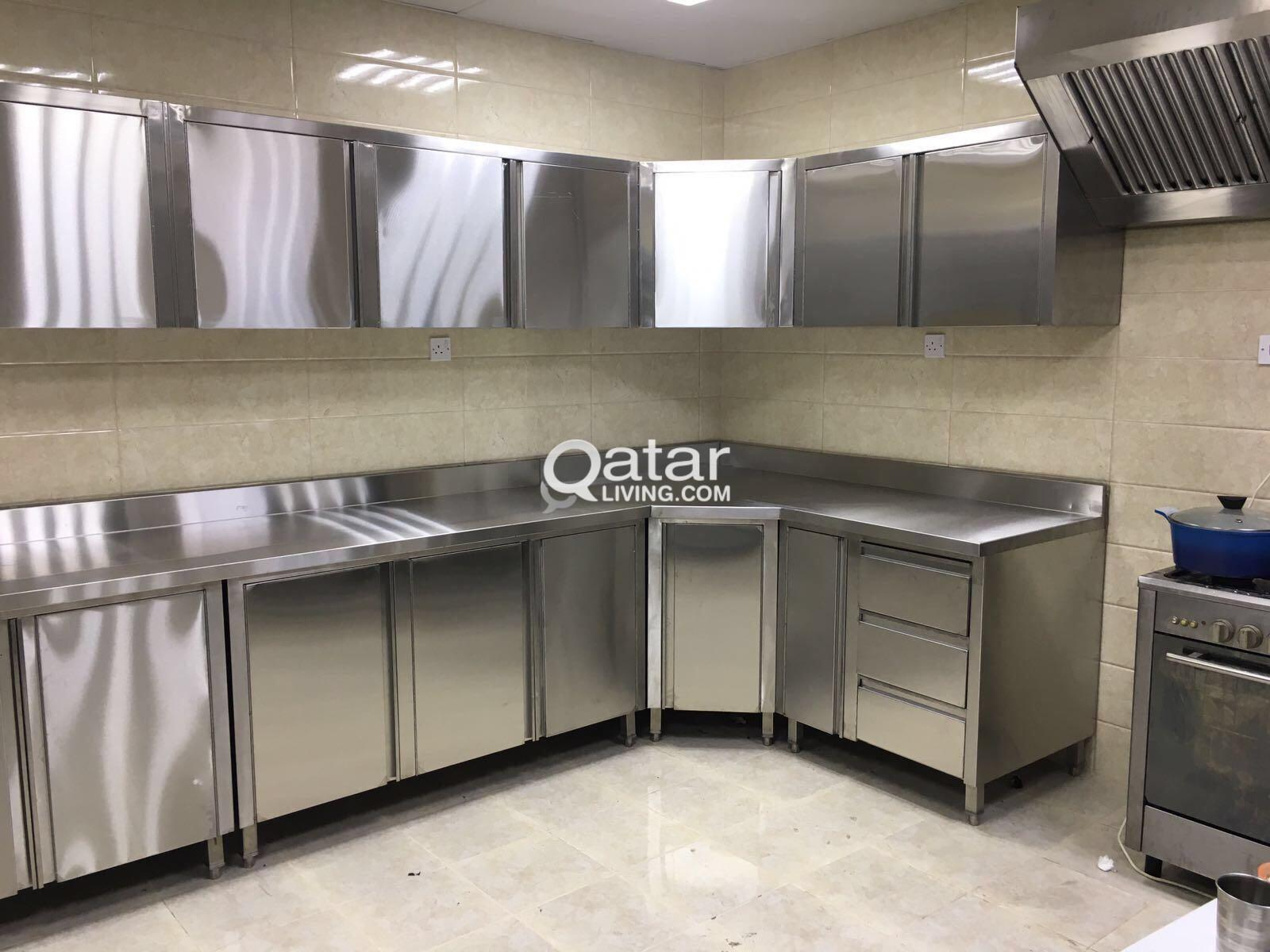 Kitchen equipment and maintenance services | Qatar Living