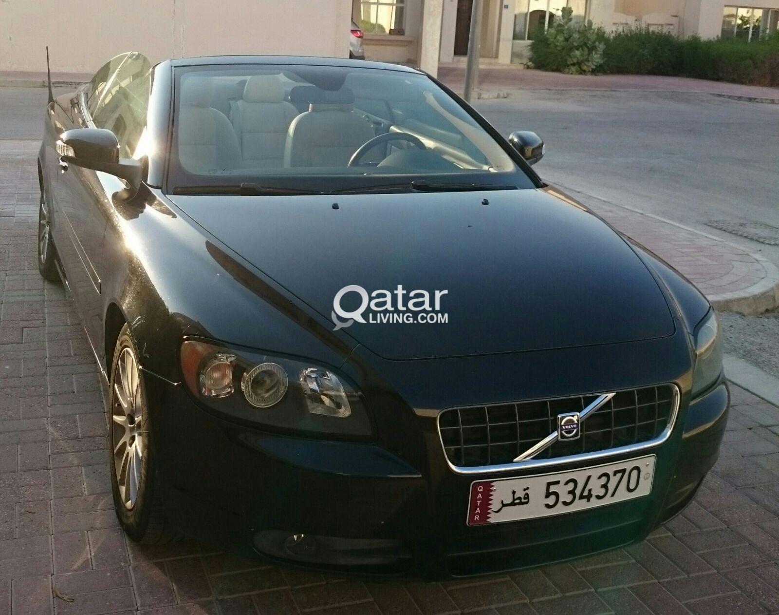 Volvo C70 Convertible Qatar Living