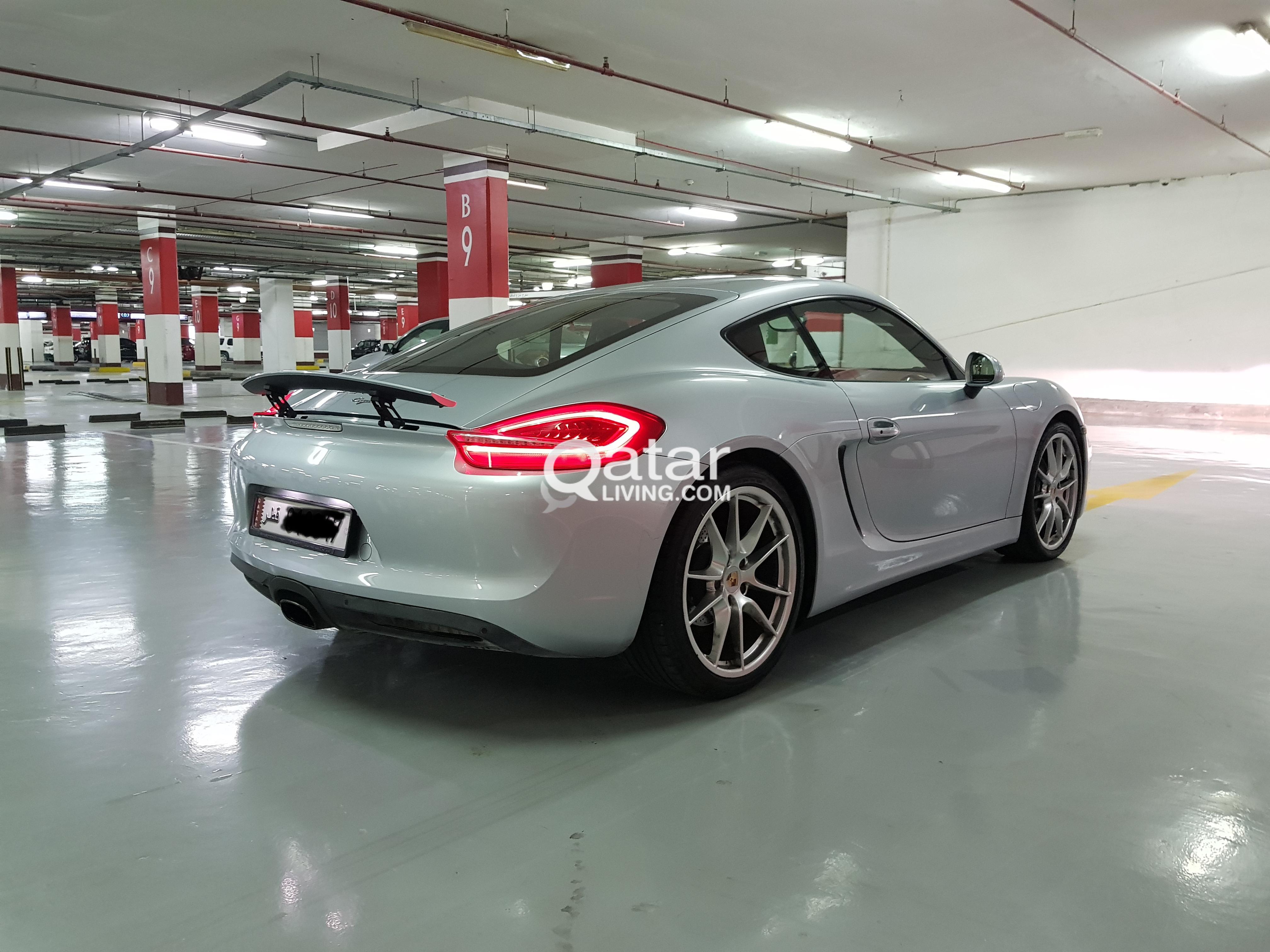 Porsche Cayman V6   2.7L  275 cv