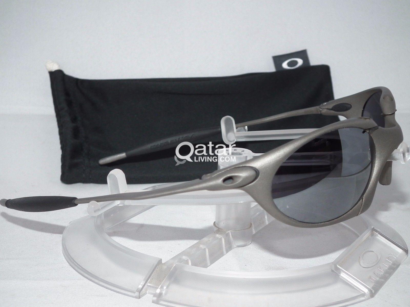 5a61883ed1 ... australia oakley romeo sunglasses r1 04 100 x metal black iridium  serial 73002 93c2c