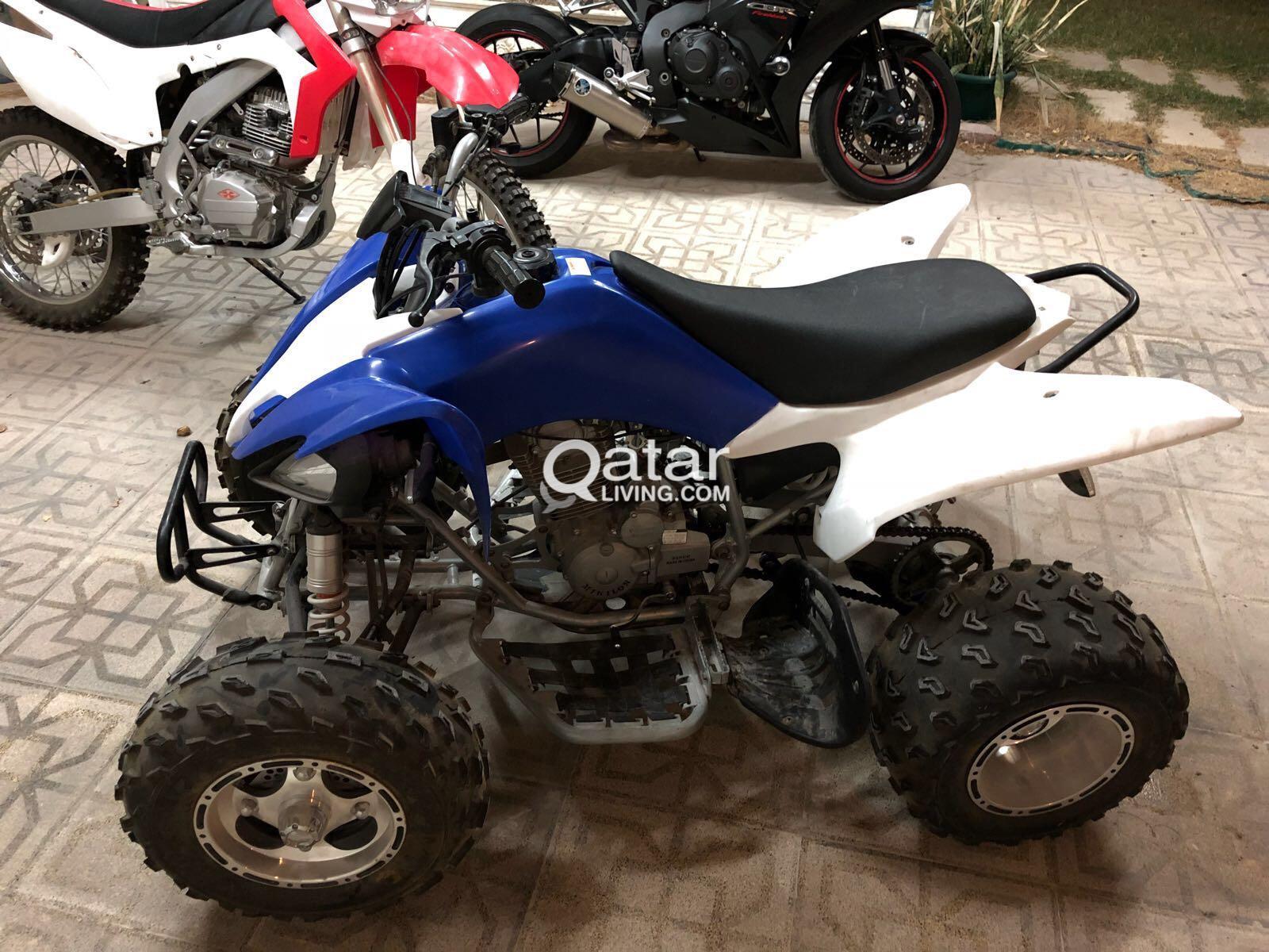 mikillion quad bike for sale  New | Qatar Living