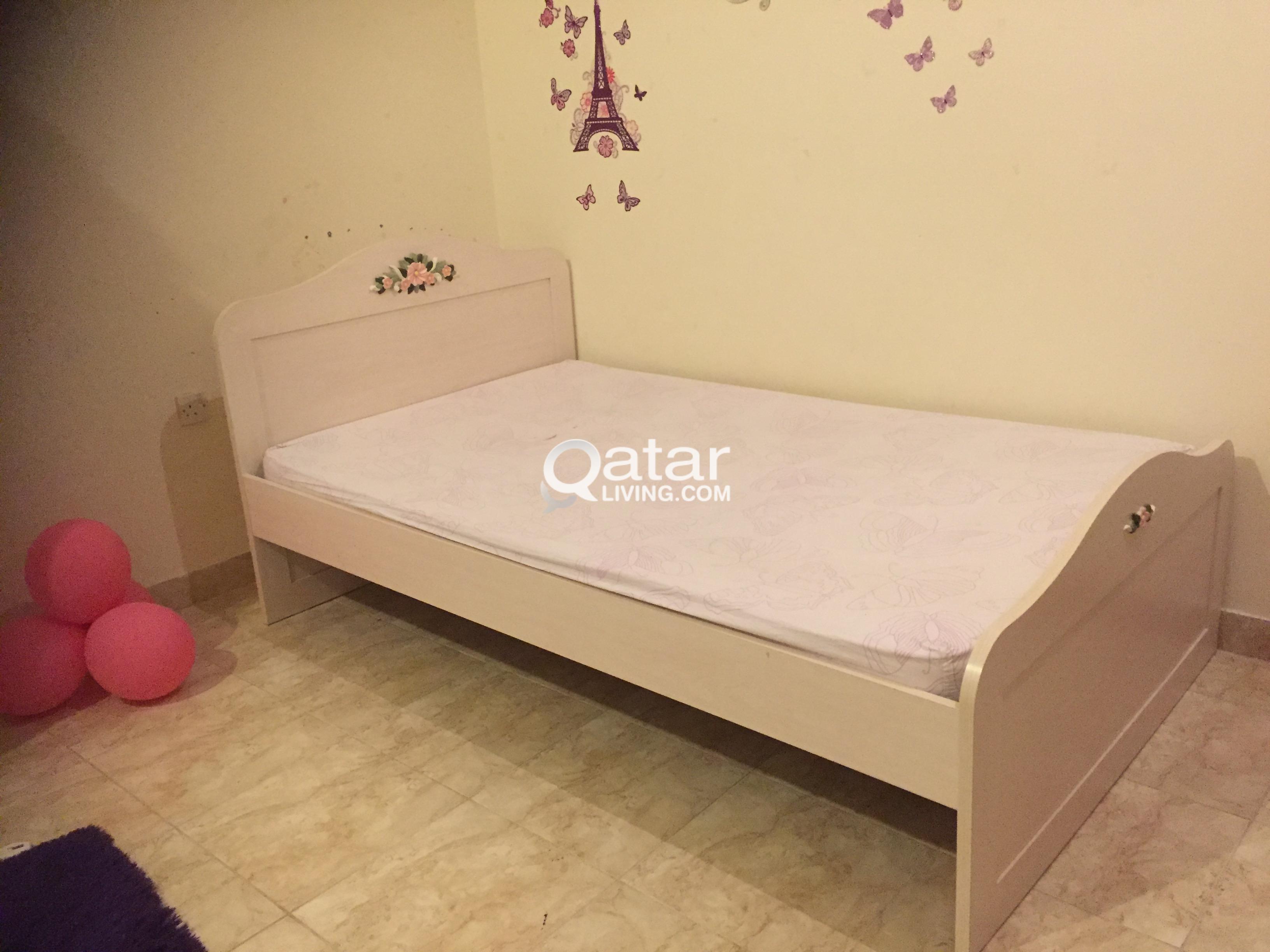 Large Single Bed Mattress Qatar Living