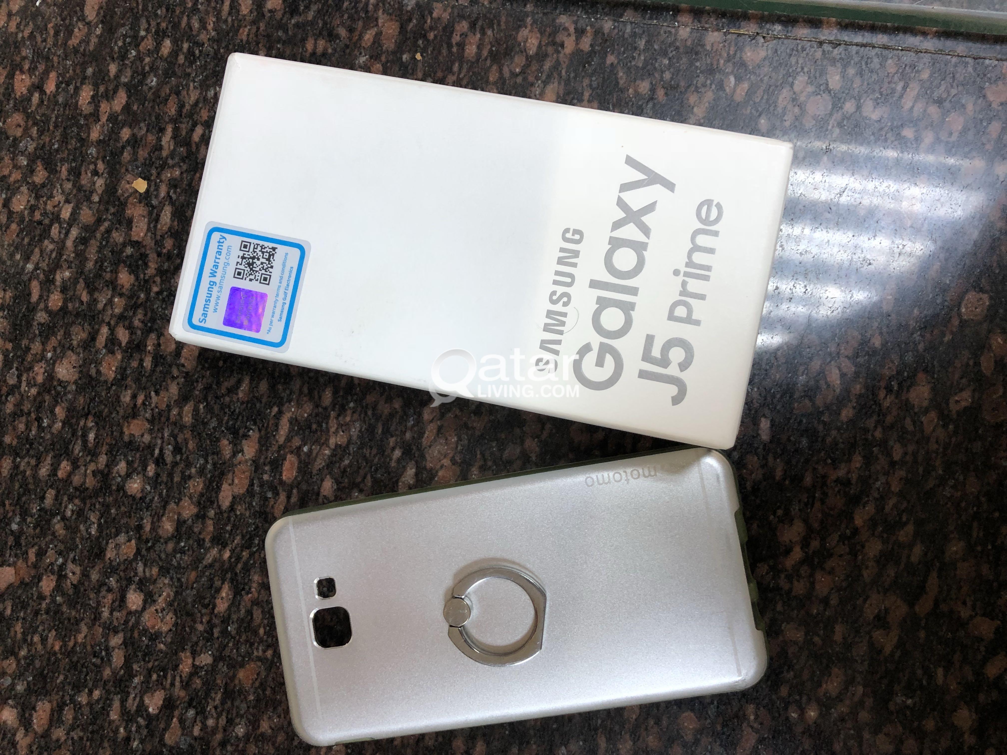 Samsung j5 new 8 months warranty swap sale