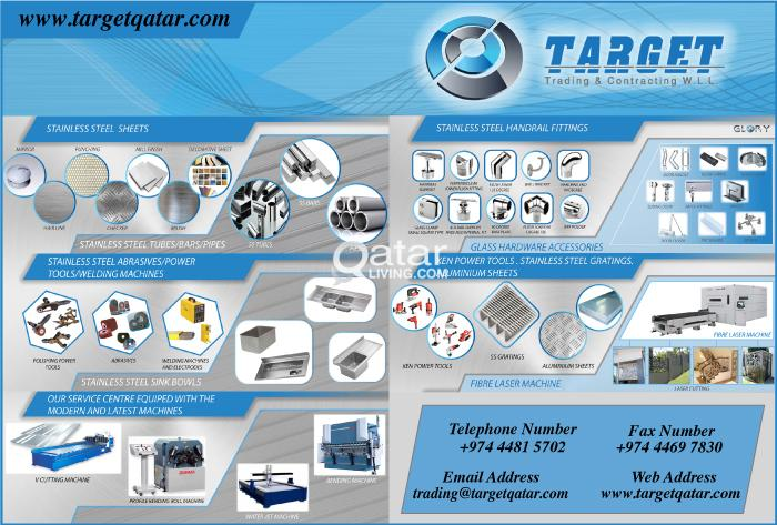 stainless steel products & suppliers in Qatar | Qatar Living